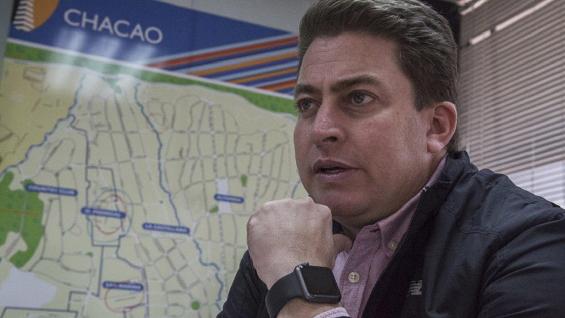 Gustavo Duque dispuesto a participar en elecciones municipales