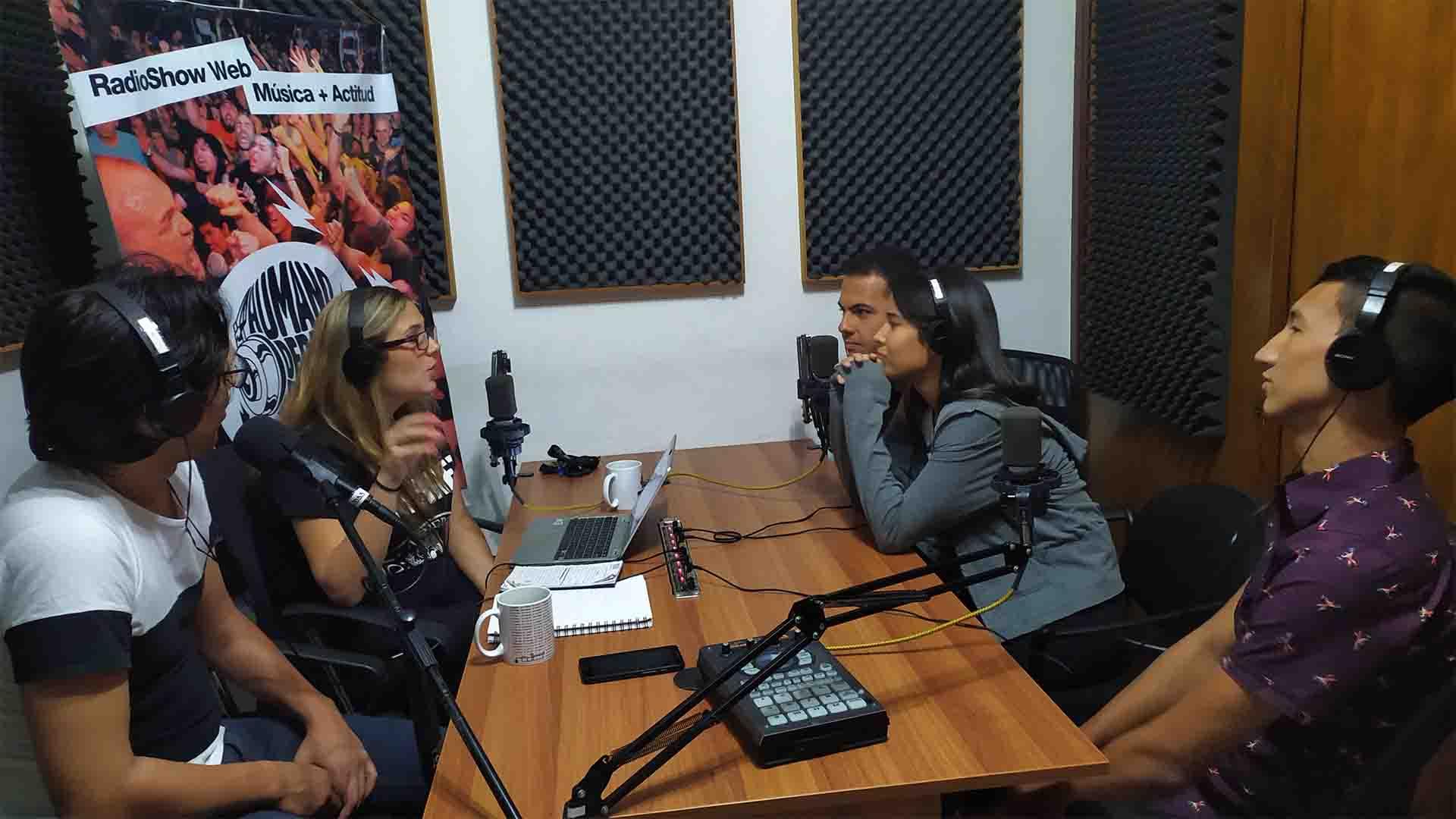 Humano Derecho #160 con Jhon Durán, Mayra Campos y David De Gouveia, representantes de Seamos UCV