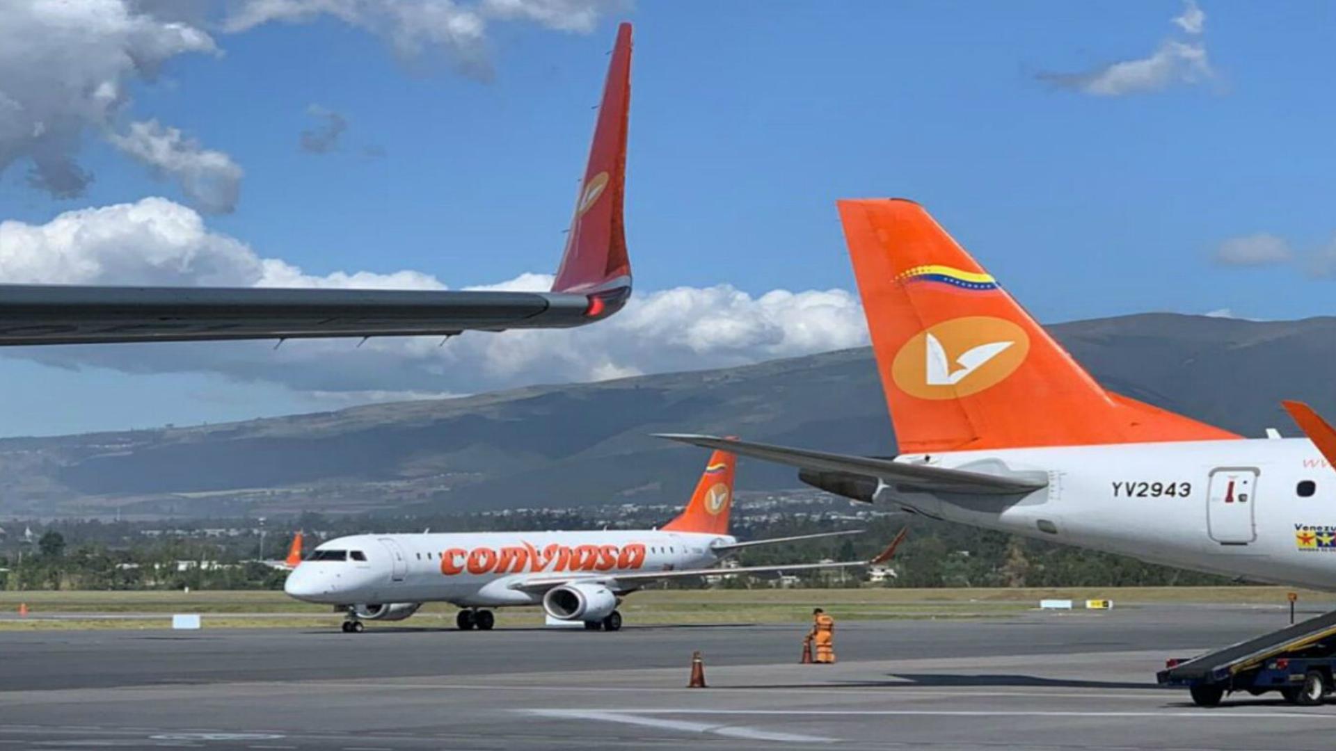Embajada de Venezuela en México junto a Conviasa traerán al país varados por Covid-19