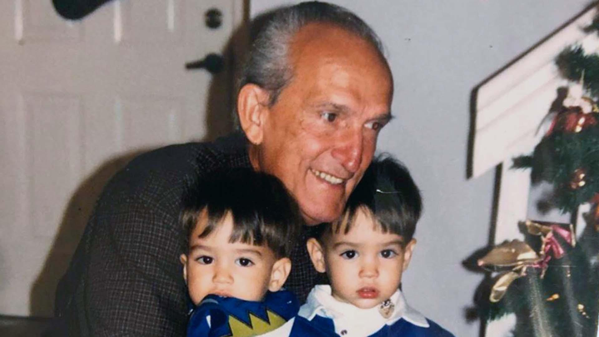Adiós papá... El Roble, por Orlando Viera-Blanco*