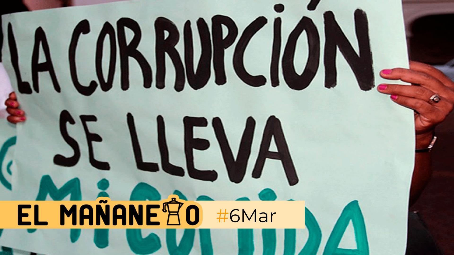 El Mañanero de hoy #6Mar: Las 8 noticias que debes saber