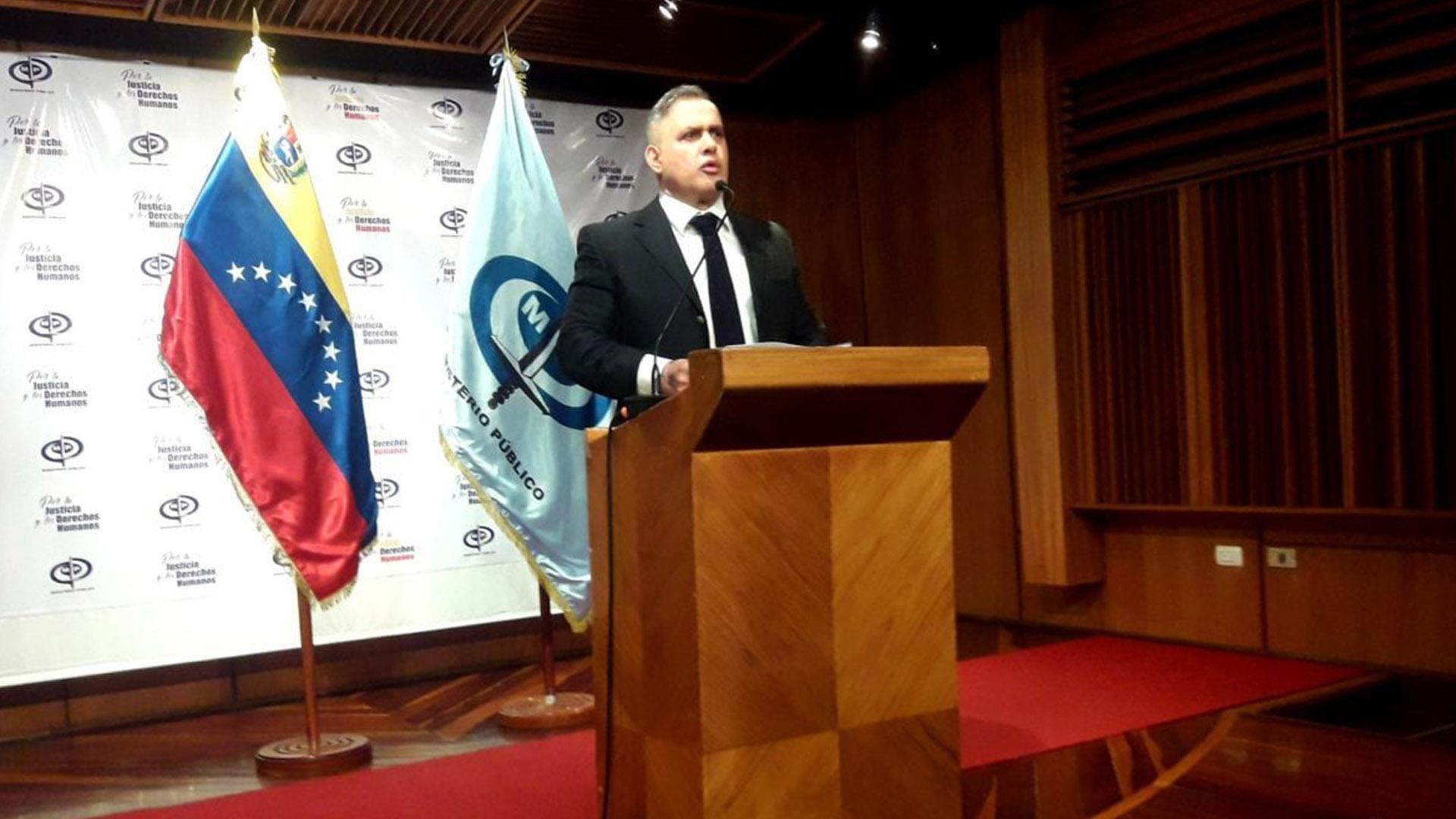MP inicia nueva investigación en contra de Juan Guaidó y Clíver Alcalá
