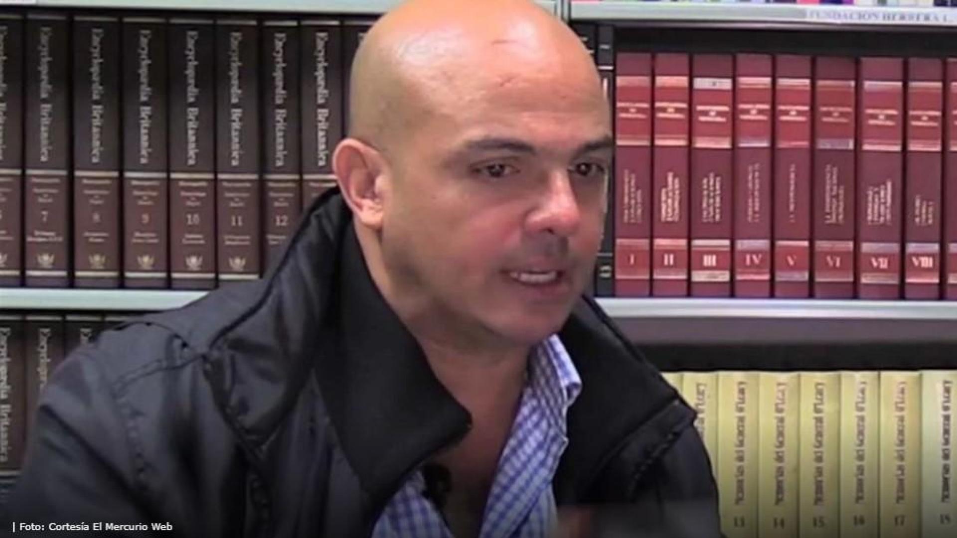 Clíver Alcalá Cordones se entregó a las autoridades estadounidenses