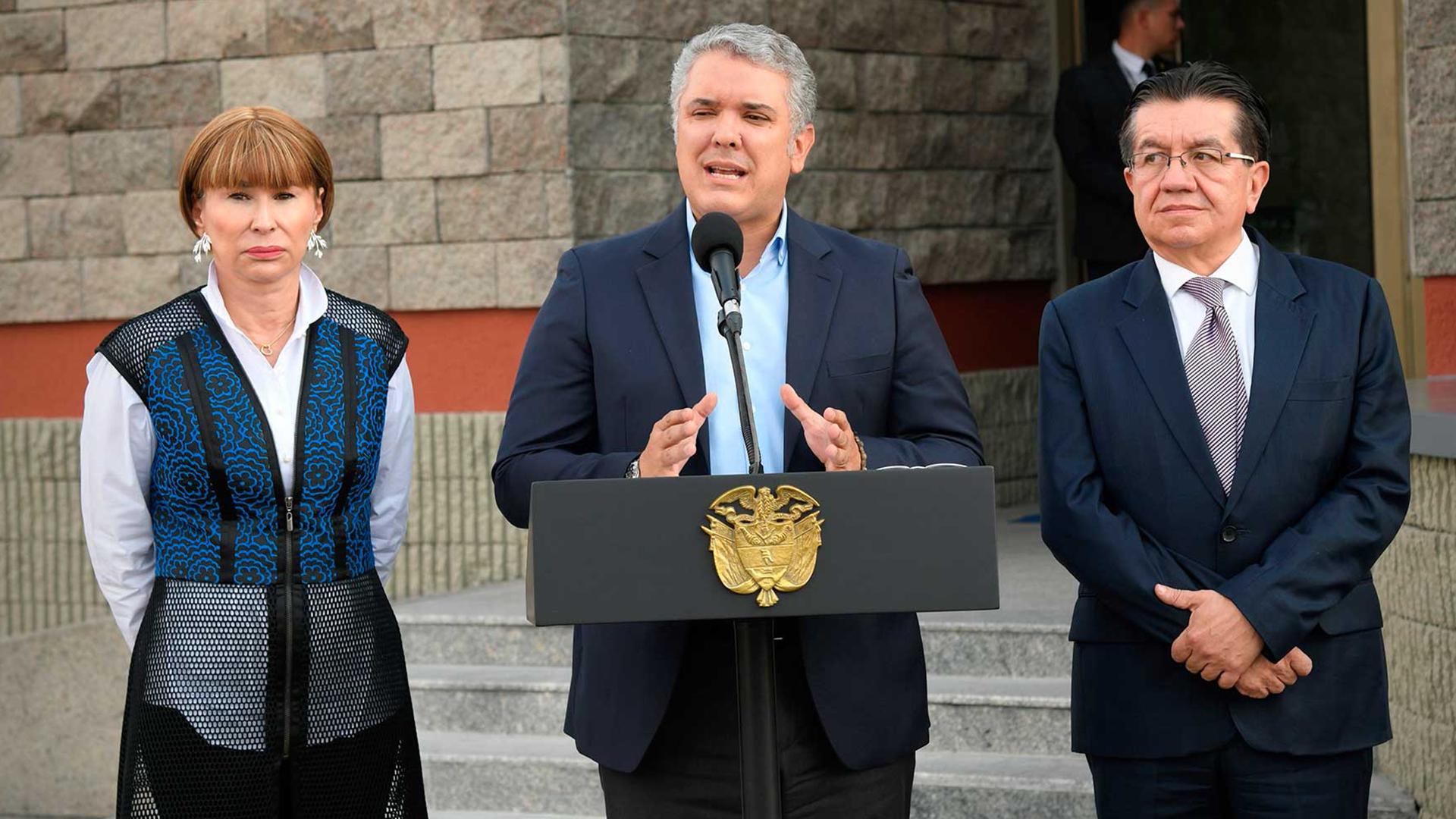 Colombia confirma dos nuevos casos de coronavirus