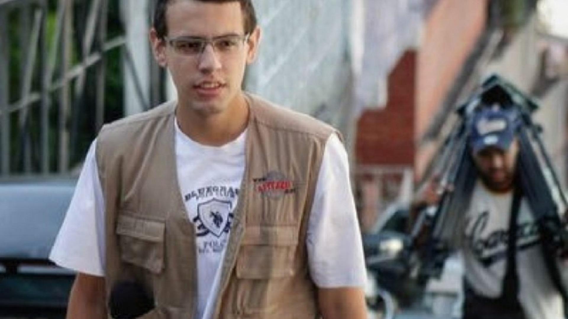 #MonitorDeVíctimas | FAES detuvieron al periodista Darvinson Rojas