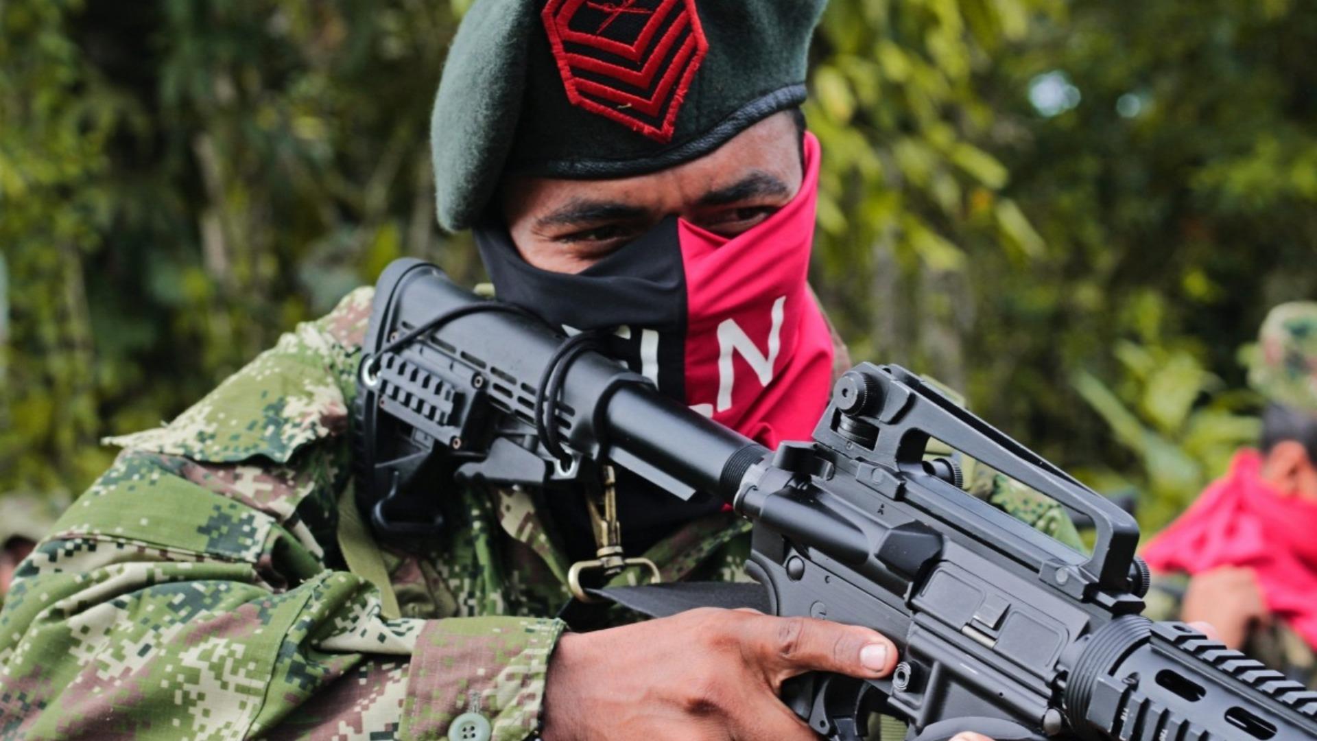 ELN anuncia cese el fuego entre el 1 y 30 de abril por coronavirus