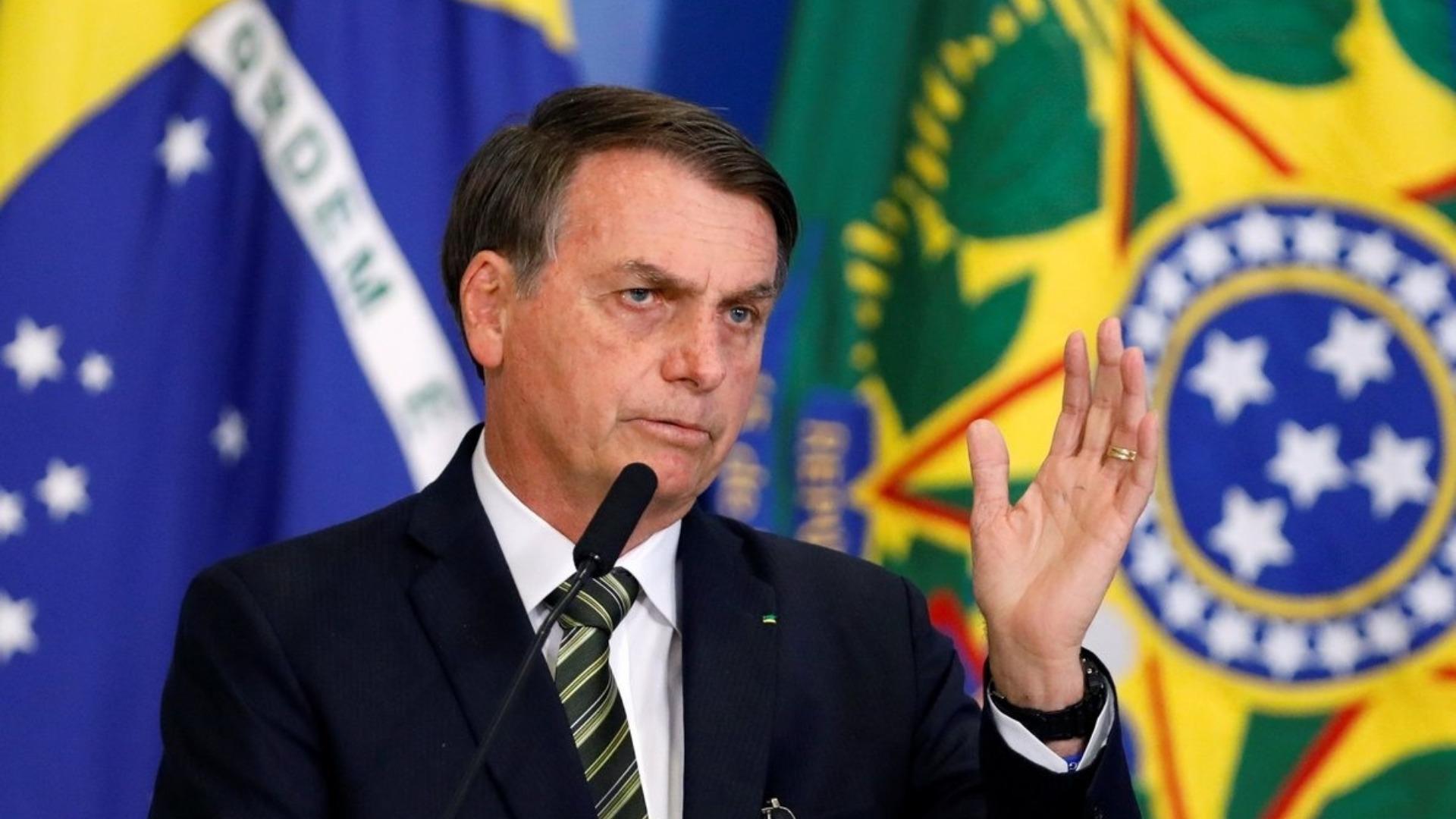 Demandarán a Jair Bolsonaro por poner en riesgo a periodistas al anunciar su positivo en Covid-19