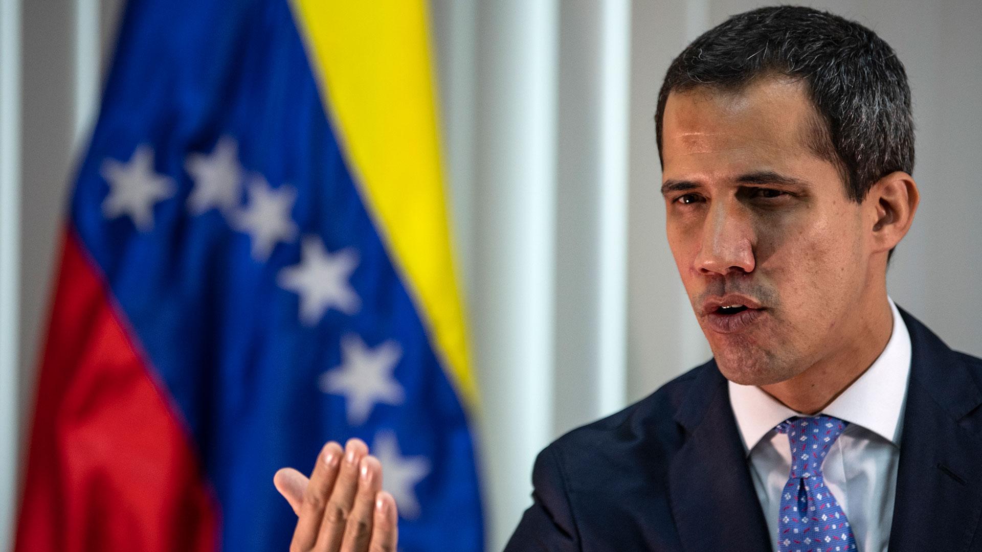 Guaidó: hace 10 días había 200 casos de coronavirus en Venezuela, según información interna de un ministerio