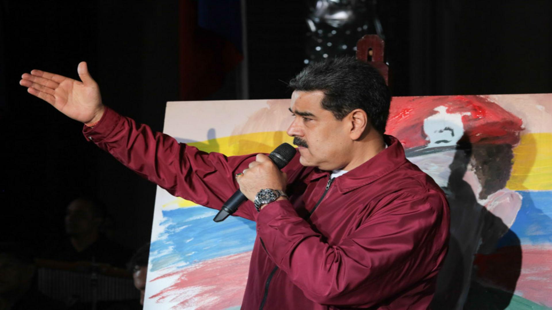 Intento de Maduro de aprovechar el brote de coronavirus fracasó en RRSS según informe de Atlantic Council y DFRLab