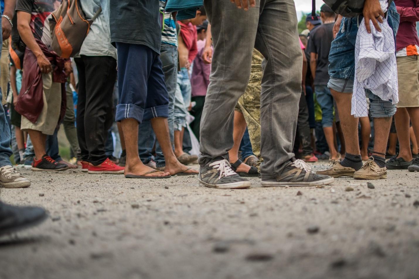 ONU: Casi 5 millones de personas huyeron de la crisis en Venezuela