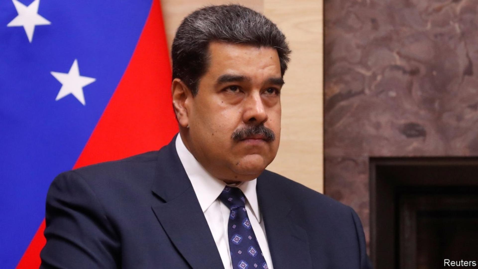 Recompensa para capturar a Maduro es la cuarta más alta en la historia de EE.UU.