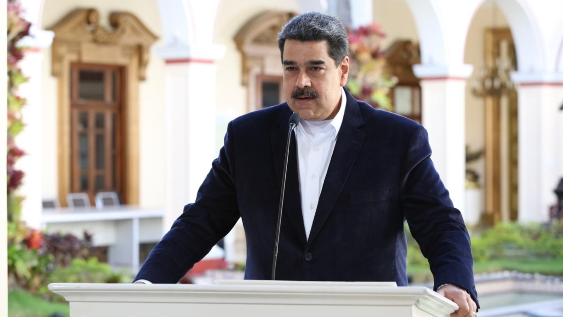 Maduro: Hay 5 pacientes en terapia intensiva por Covid-19
