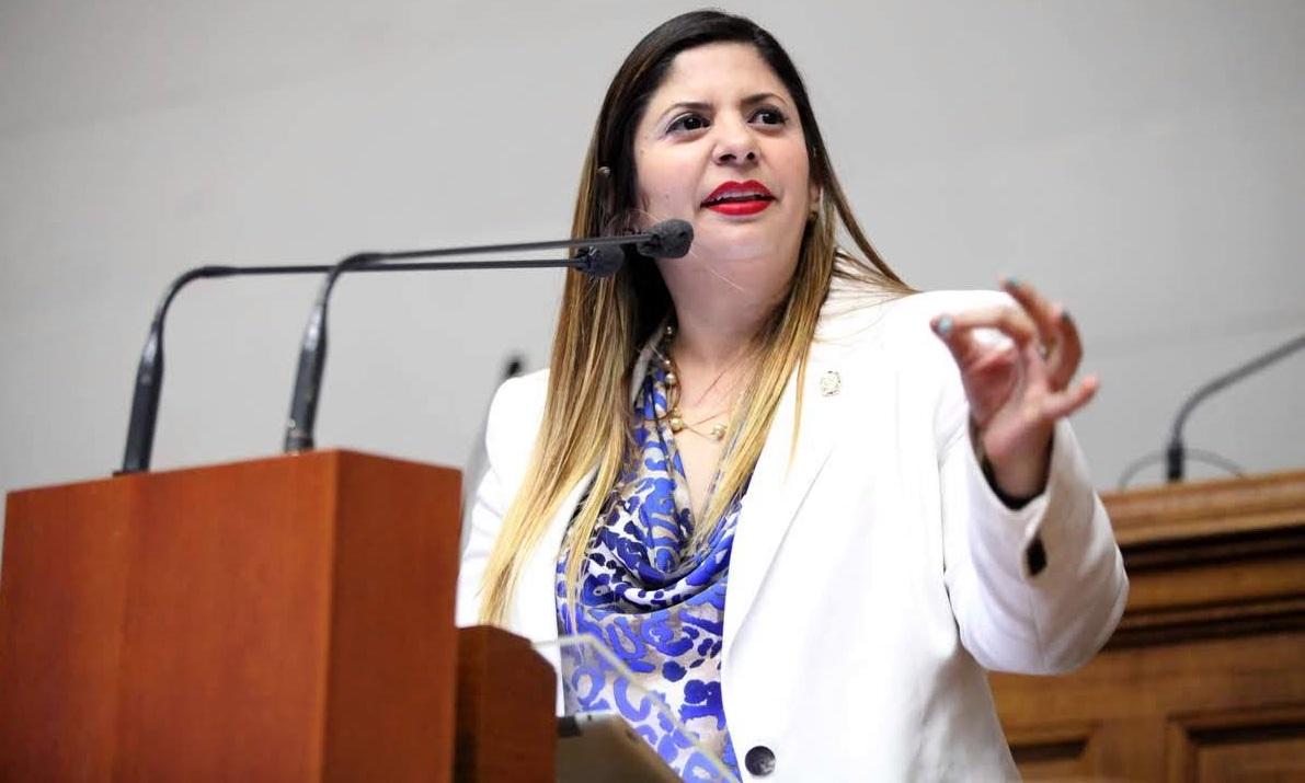 Diputada Bracho alerta que la sequía podría causar un apagón