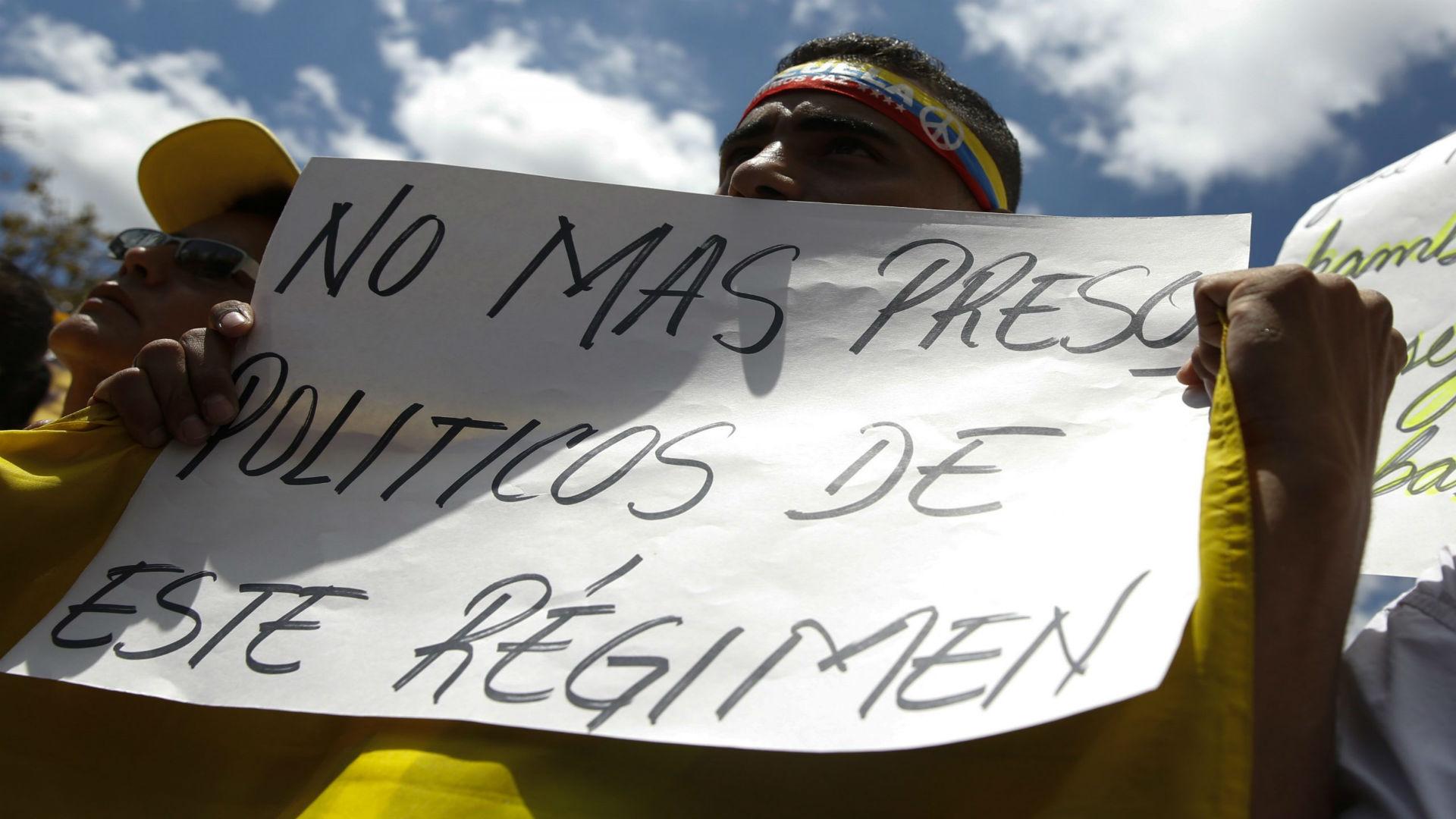 Maduro deja en libertad a presos y perseguidos políticos