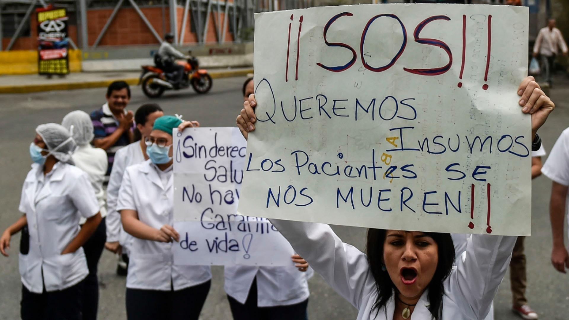 Provea denunció detención de 4 trabajadores de la salud