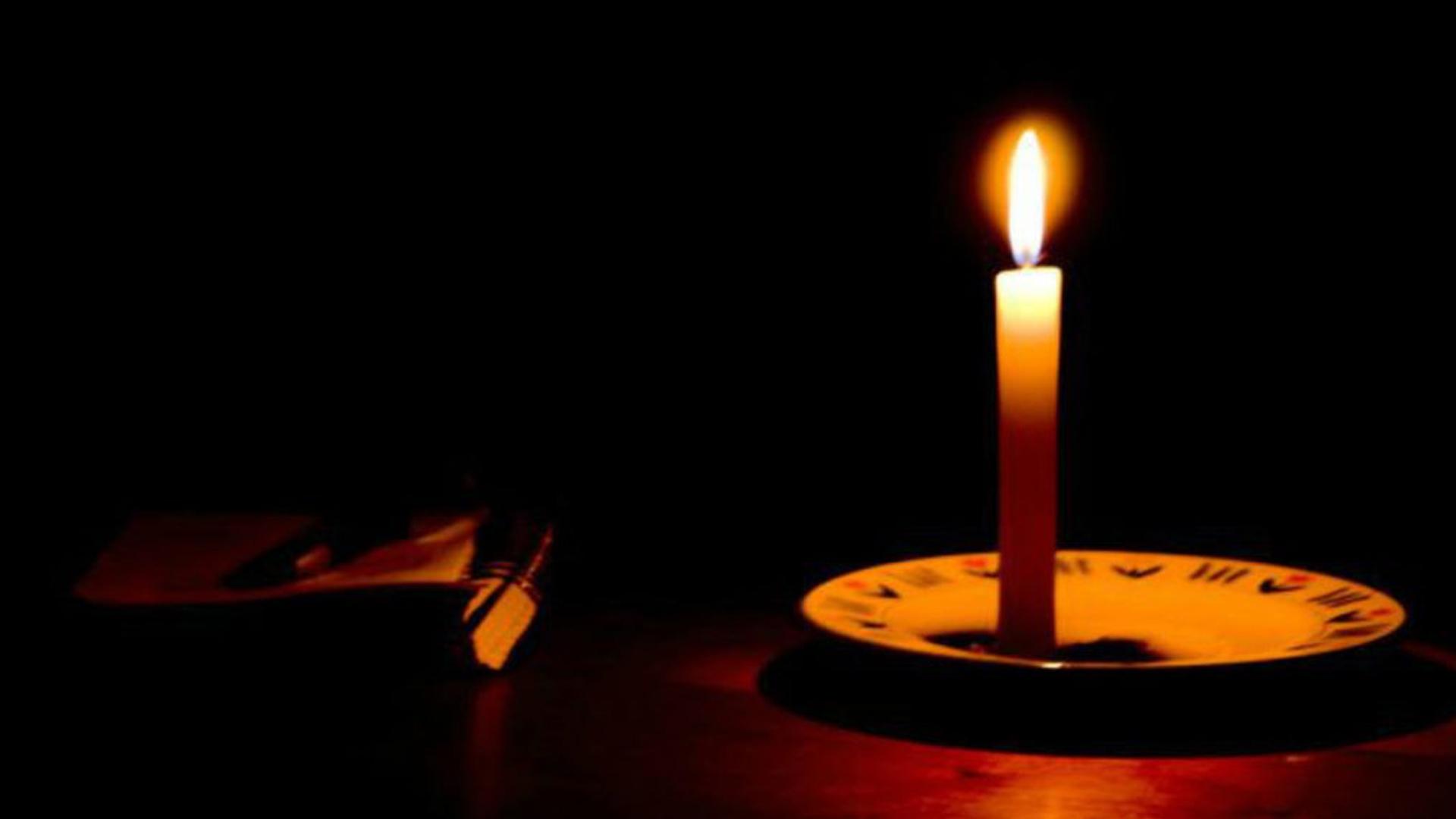 Varios sectores de Caracas con más de 17 horas sin luz