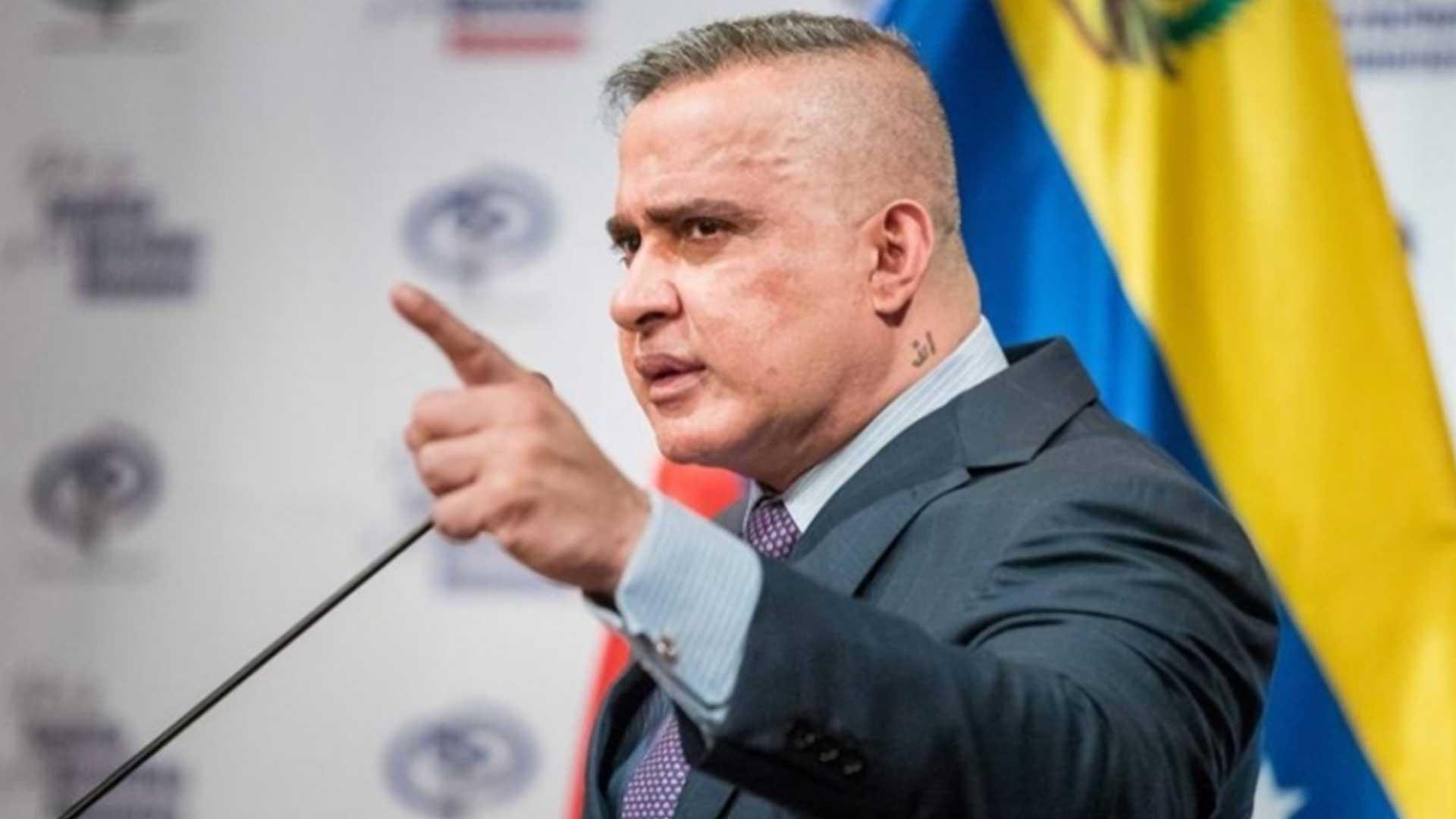 Saab asegura que EEUU y Colombia buscan aumentar ataques a Venezuela