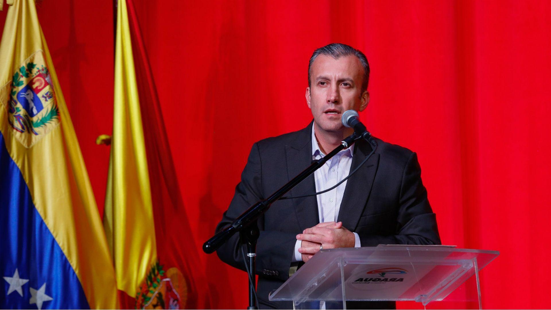 Designan a Tareck El Aissami como nuevo ministro de Petróleo