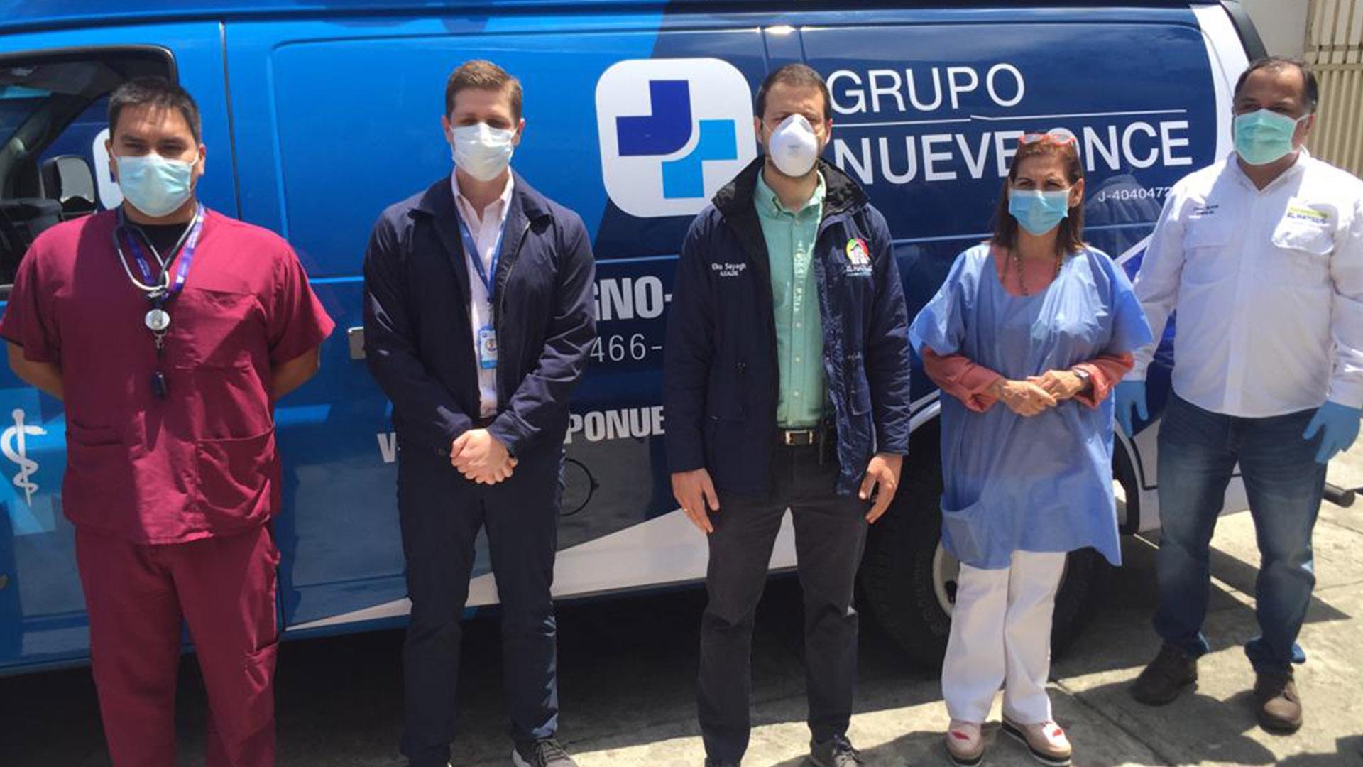 El Hatillo contará con ambulancias para adultos mayores