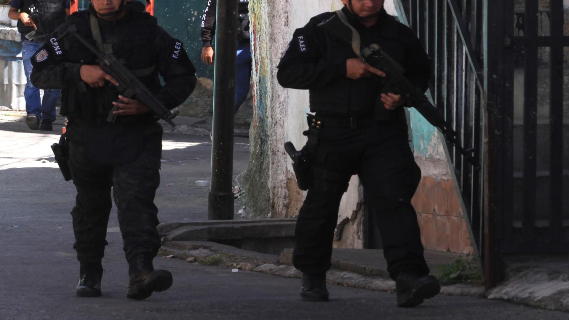 #MonitorDeVíctimas | Las FAES mataron a más de dos personas por día en abril