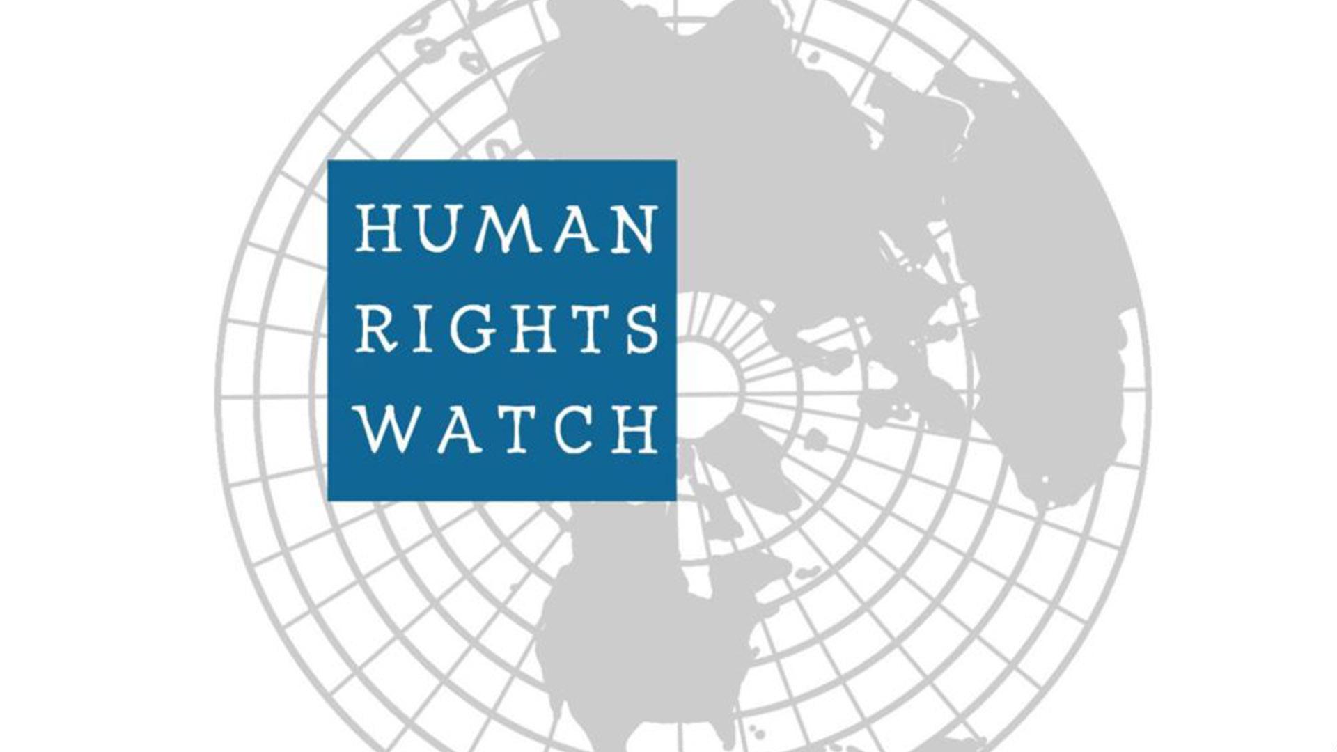 """HRW: """"no queda ni una fachada de proceso democrático"""" en Venezuela"""