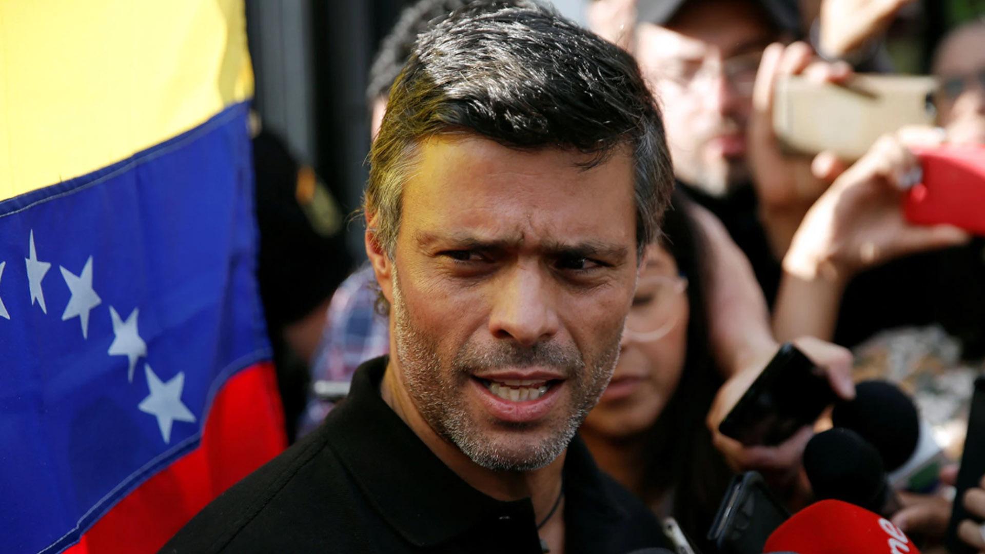 Leopoldo López: Hay que hacer un esfuerzo inseparable para combatir el coronavirus y a Maduro