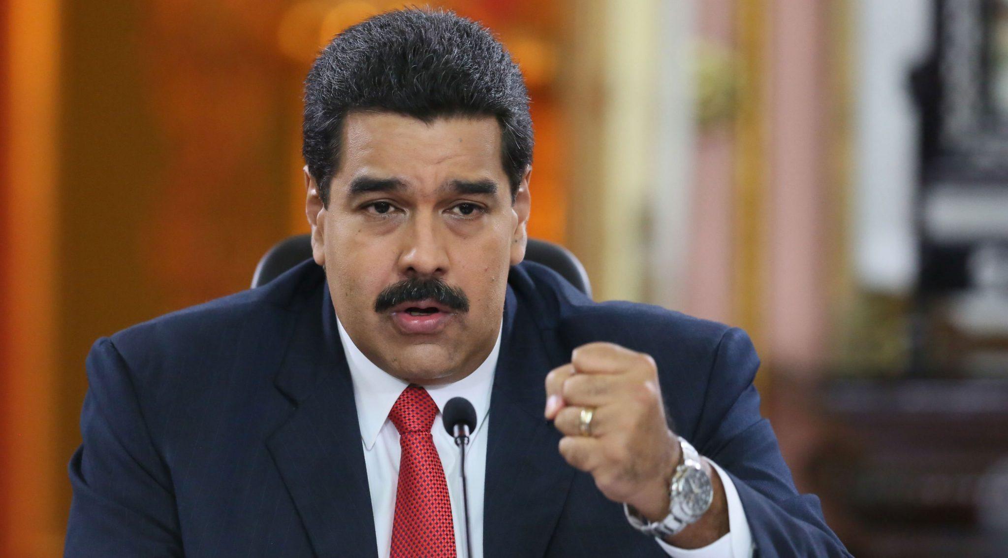 """Maduro: """"Tomamos medidas audaces y a tiempo para detener el virus"""""""