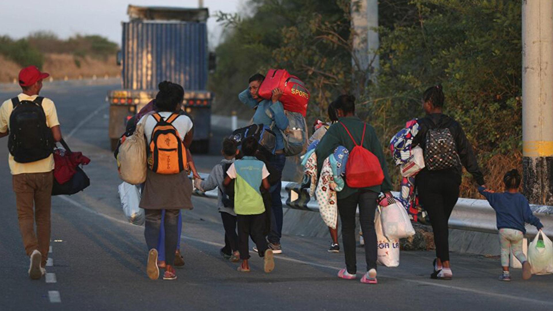 UE donó €7 millones a ACNUR para apoyar a migrantes venezolanos