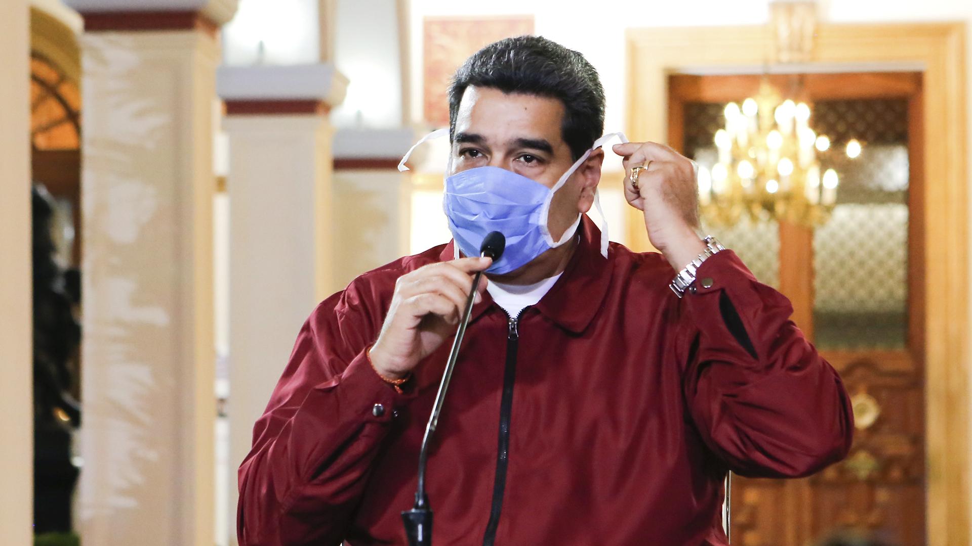 """Las 7 """"perlas"""" con las que Maduro se lució este #10Jul"""