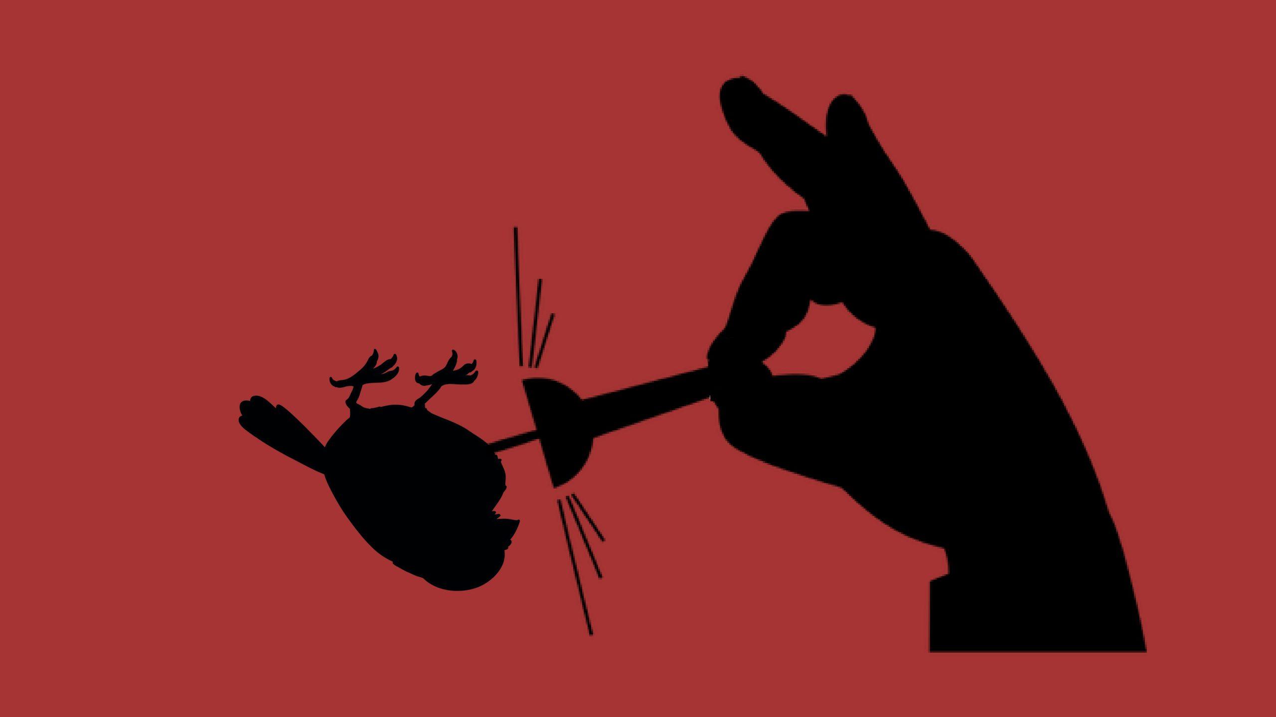 ¡Muerte al virus! ¡Muerte a los gorriones!, por Alejandro Armas