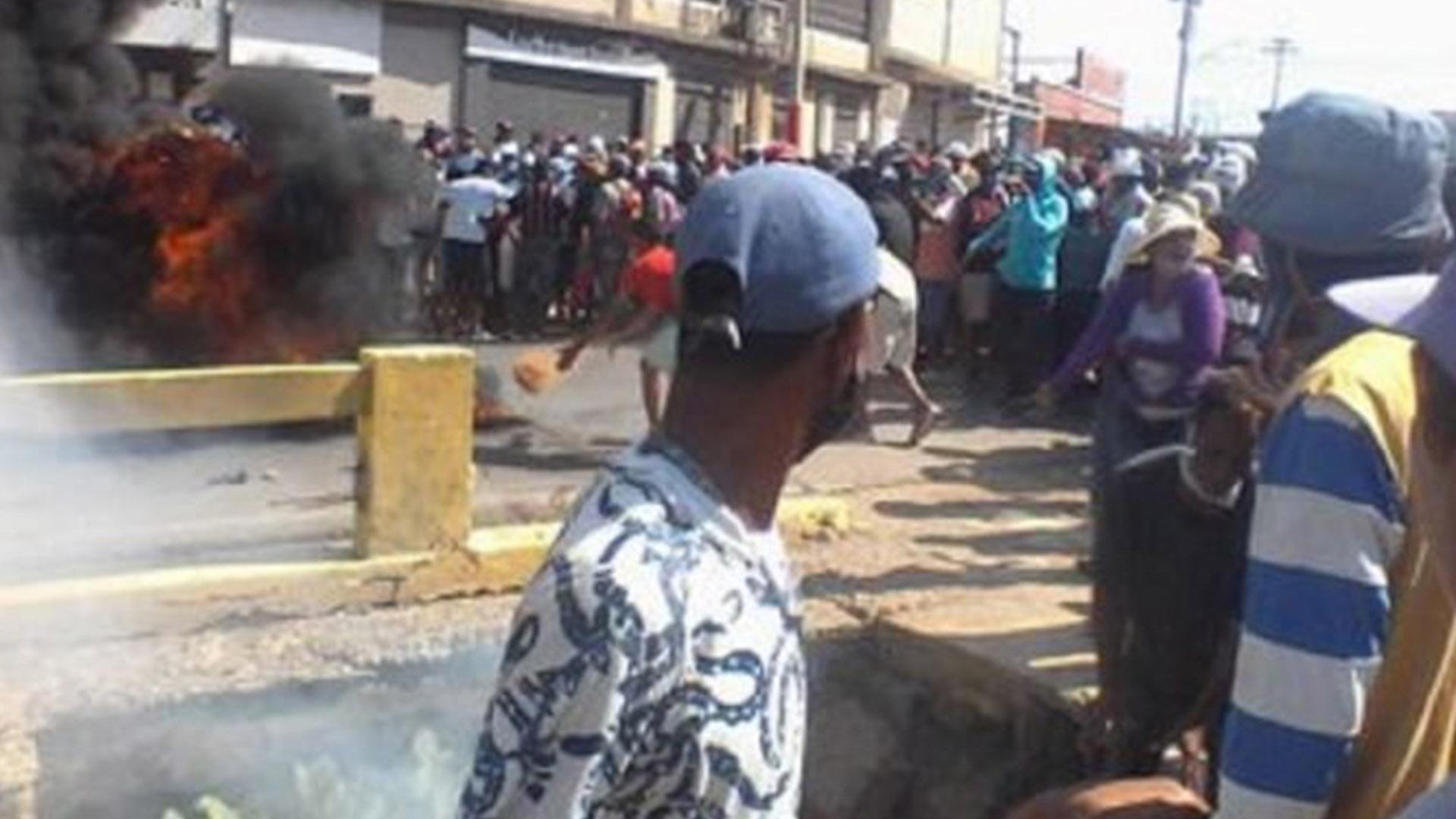 Pescadores en Sucre reclamaron combustible y fueron reprimidos