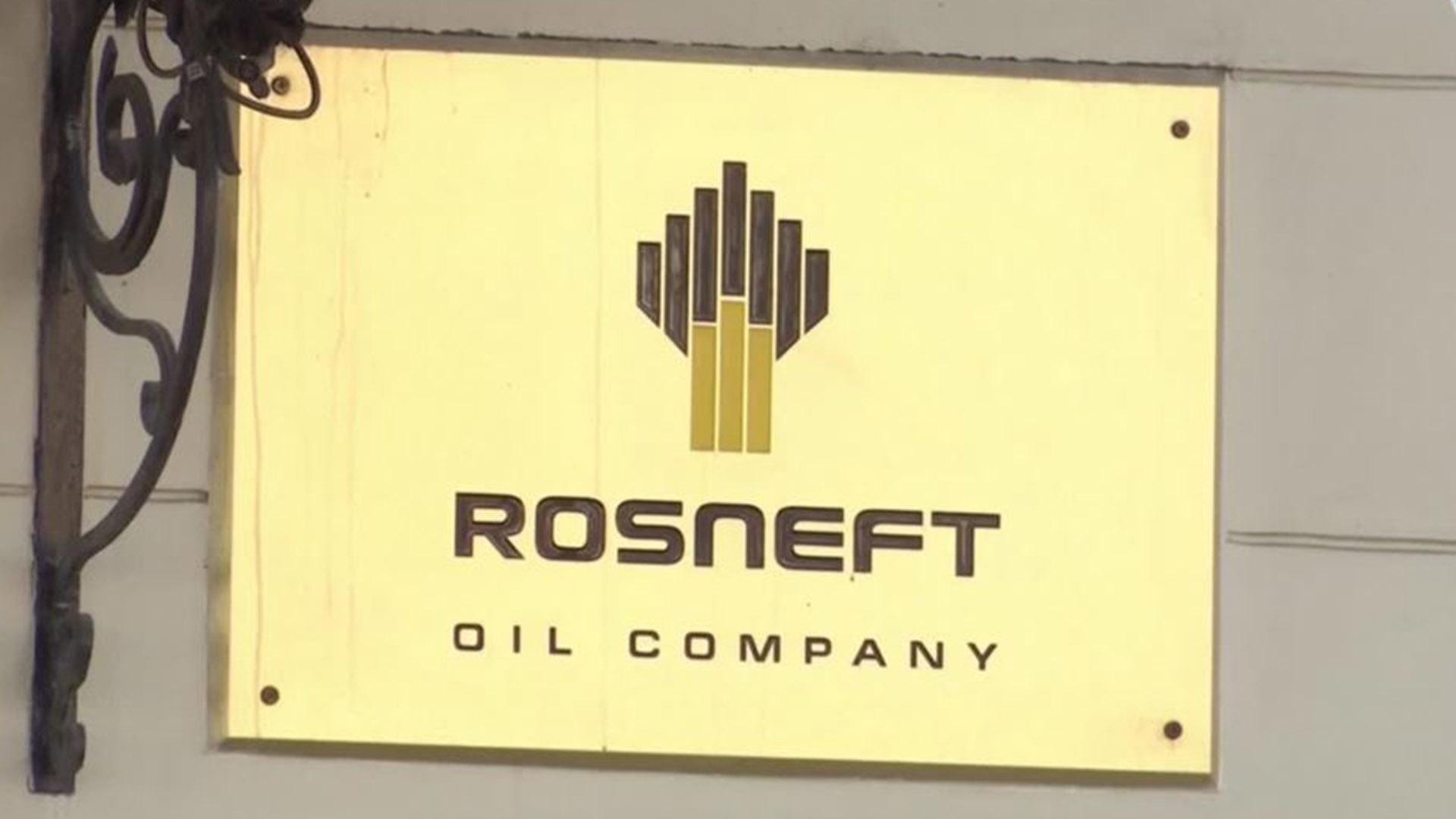 Sanciones a Rosneft serán levantadas cuando abandone el país