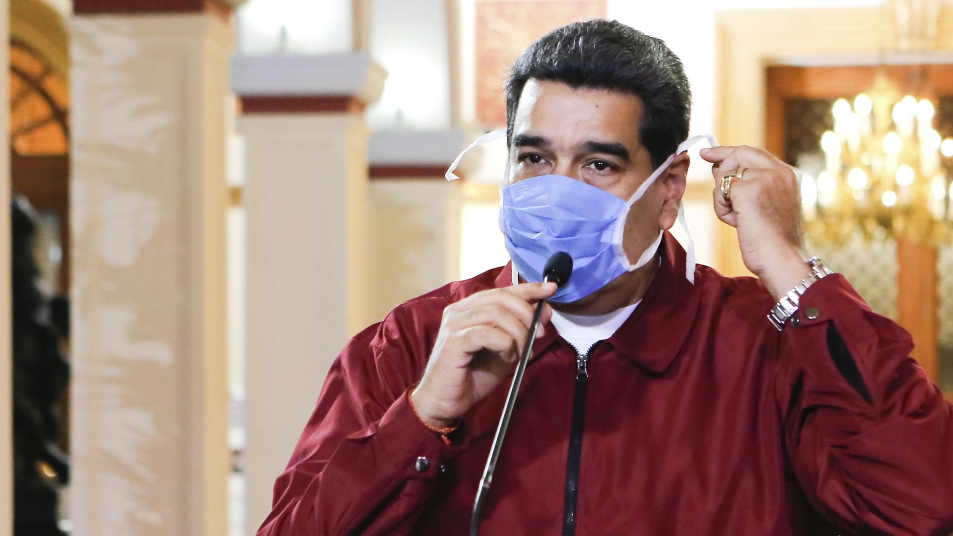 Transparencia Venezuela exige información veraz