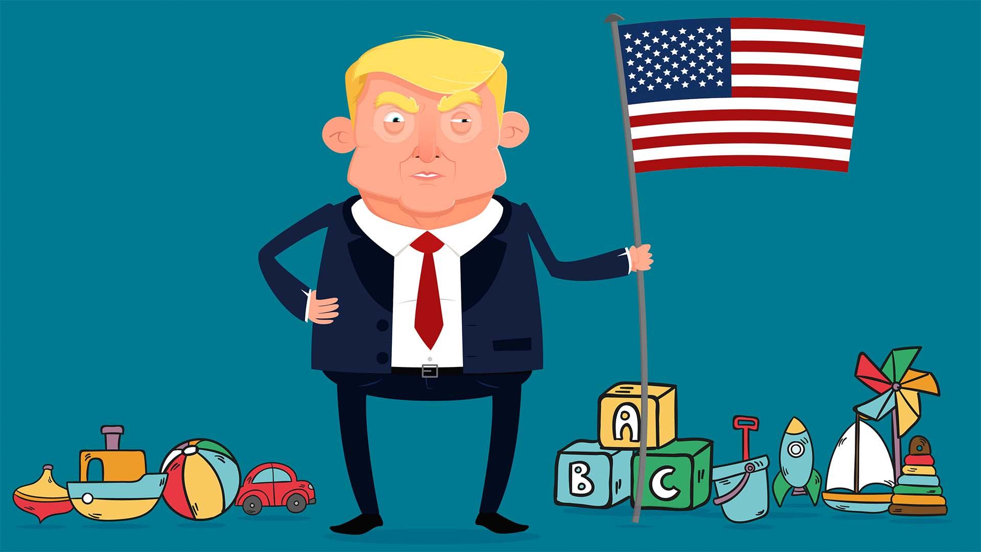 Trump no está jugando carritos, por Luis Fuenmayor Toro
