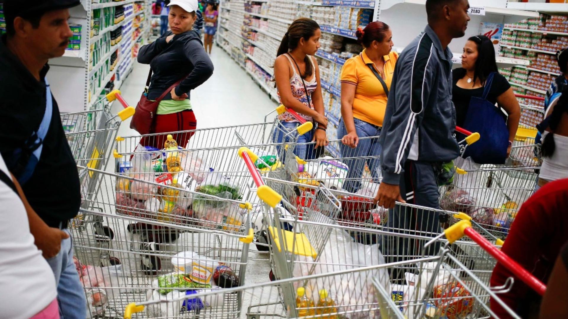 Canasta Alimentaria superó los 30 millones de Bs en marzo