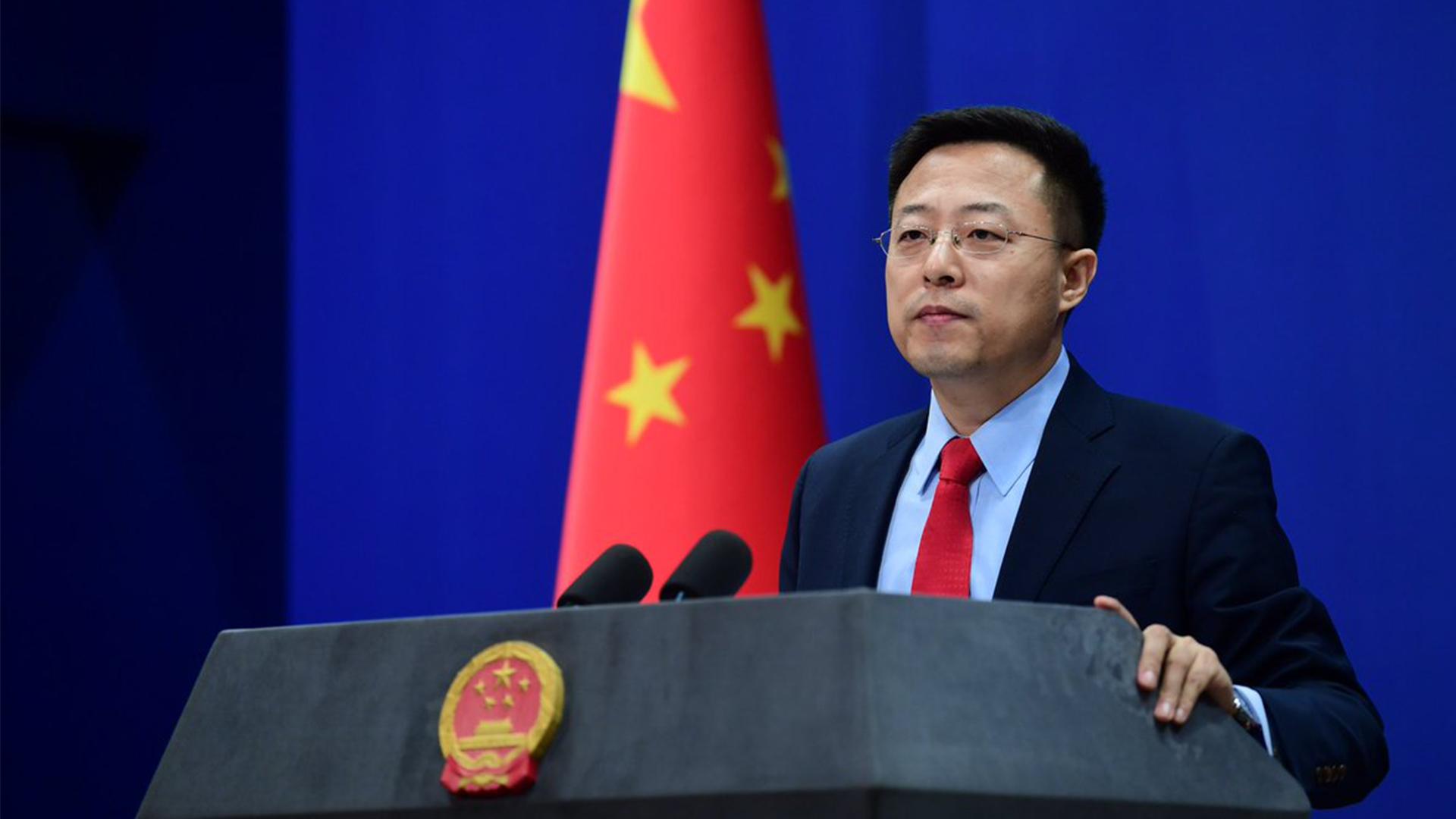 China exige a EE. UU. mantener financiamiento a la OMS