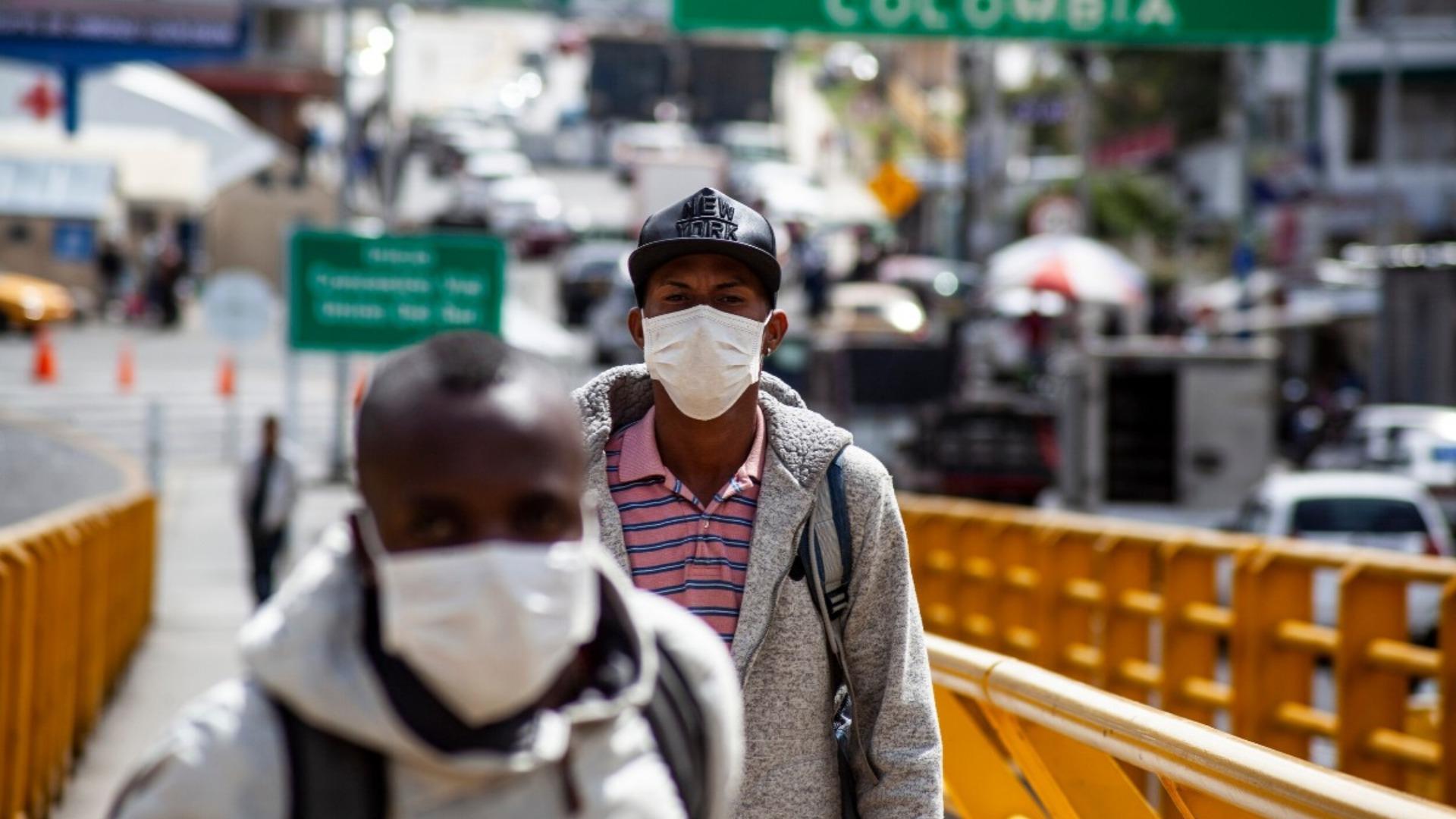 """ACNUR: """"La pandemia ha vuelto aún más vulnerable el gran éxodo venezolano"""""""