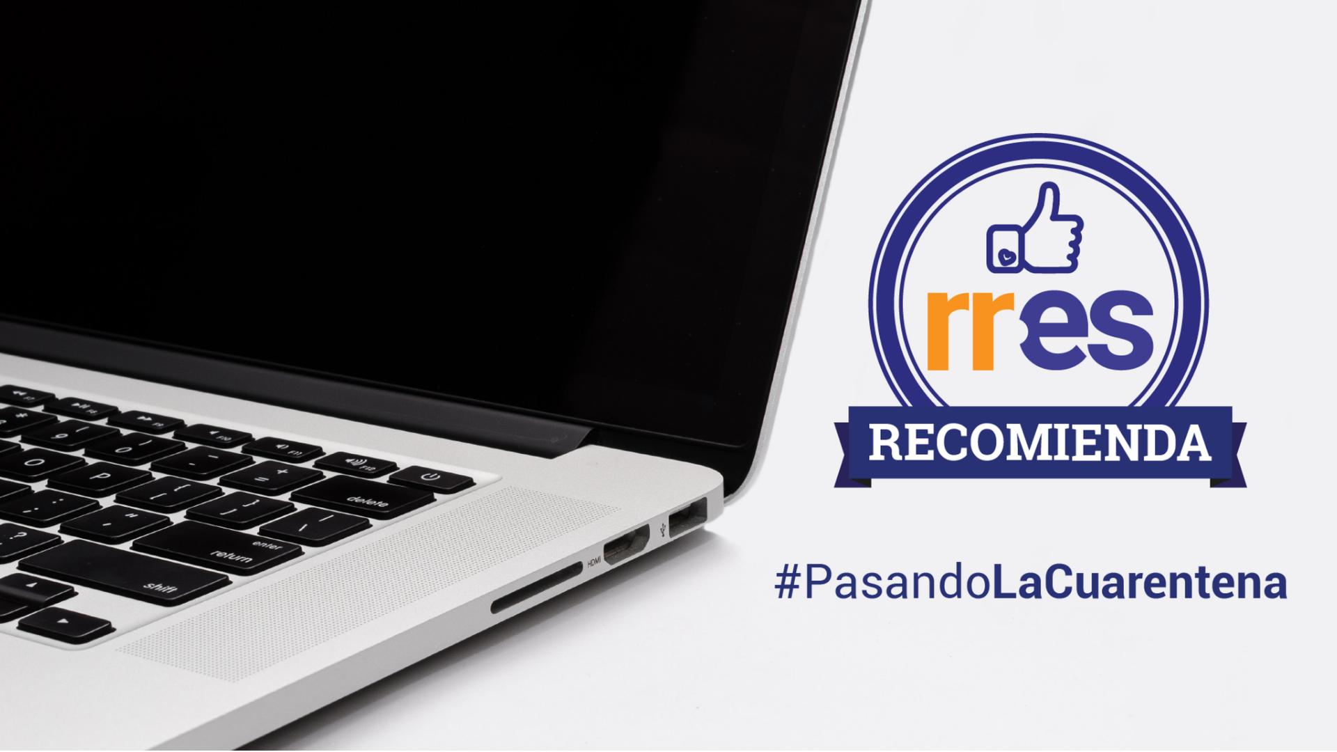 #PasandoLaCuarentena   Plataformas digitales para generar ingresos en casa #20Abr