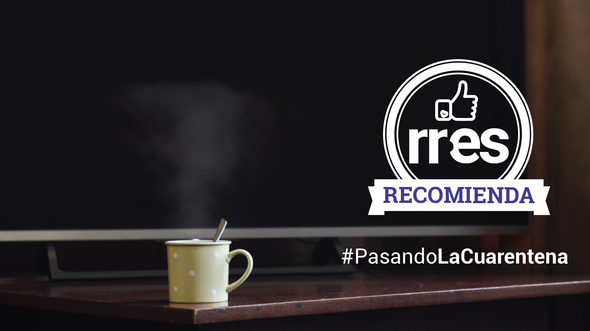 #PasandoLaCuarentena   Opciones para relajar la mente durante el confinamiento #24Abr