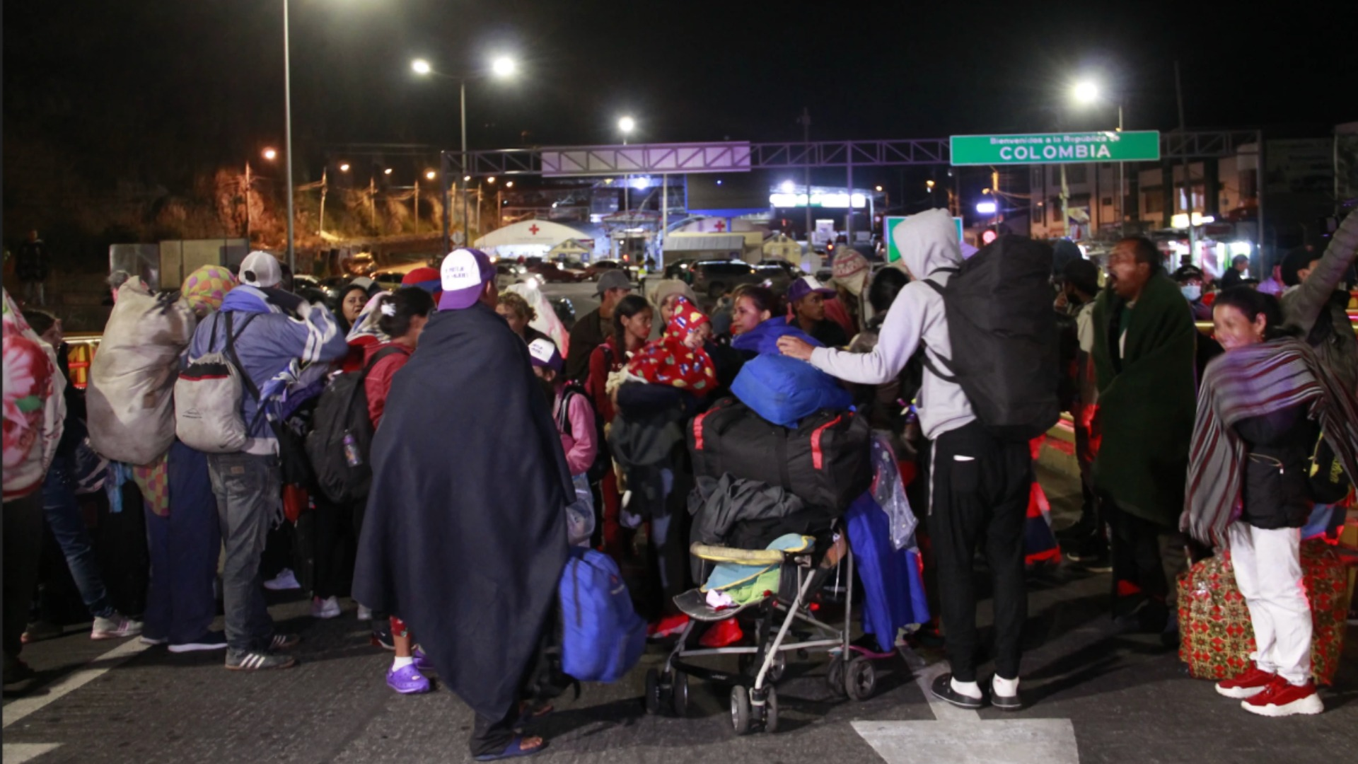 Migrantes en Ecuador claman por ser repatriados a Venezuela