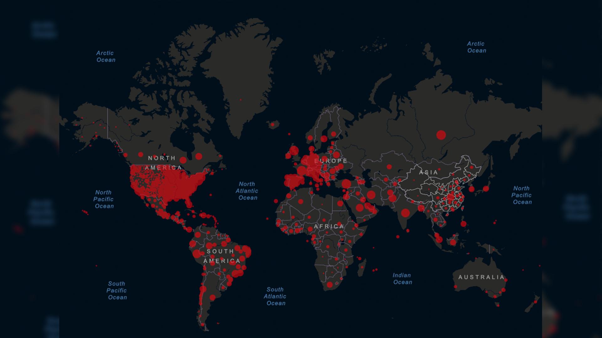 #ReporteCoronavirus | Las noticias más importantes de la tarde del #22May