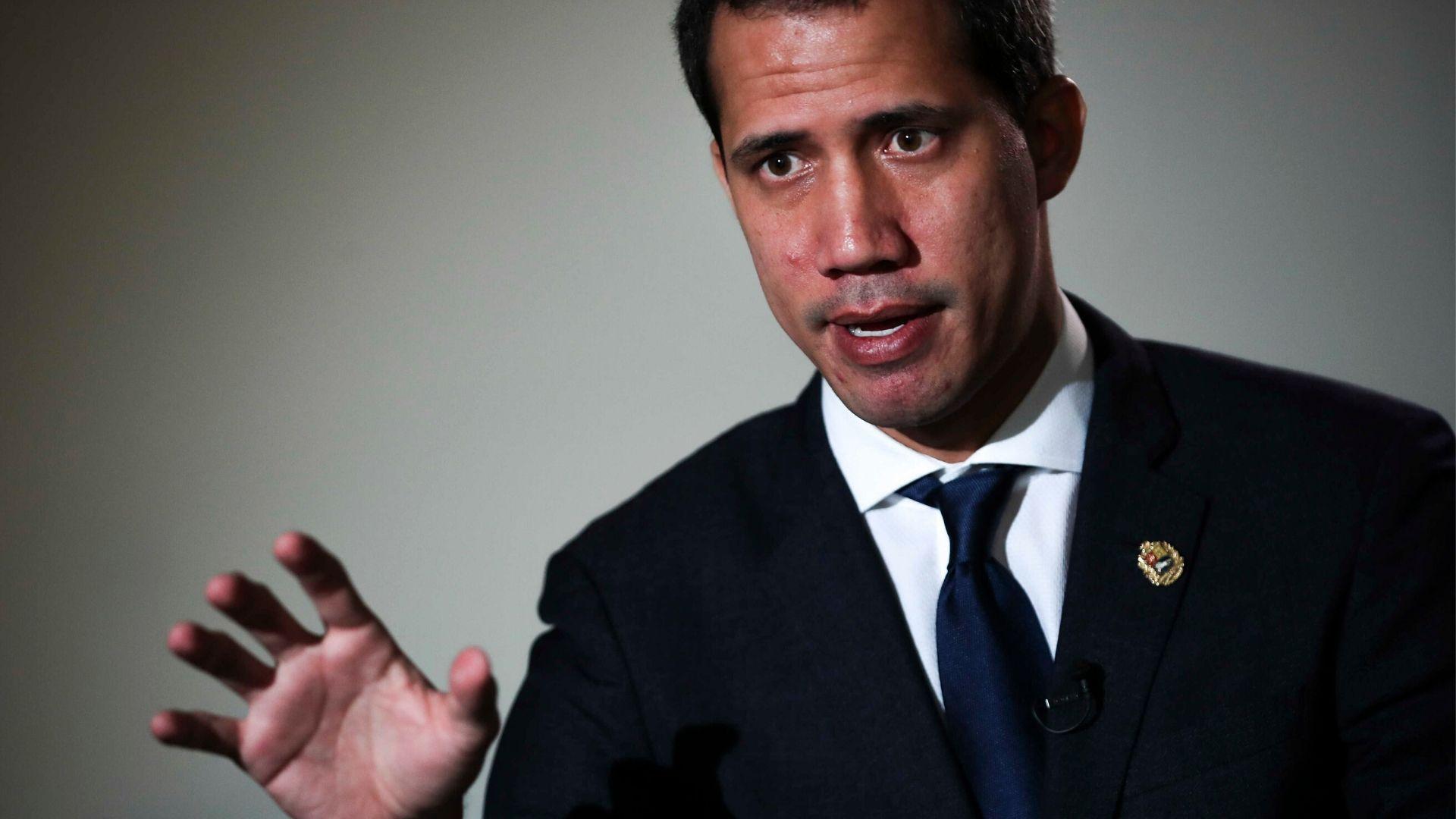 """Denuncian que las FAES """"secuestraron"""" a un miembro del equipo de Guaidó"""