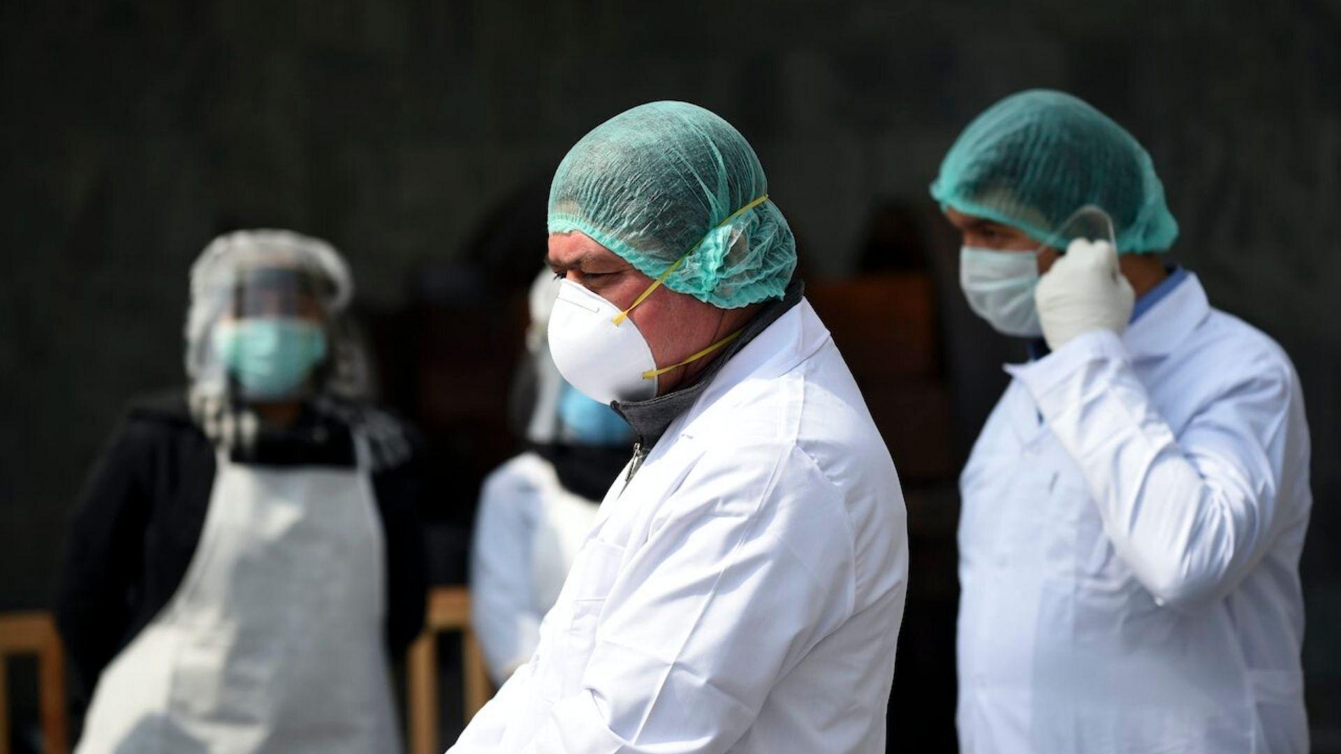OMS:  4 millones de trabajadores sanitarios en el mundo han sido afectados por COVID-19
