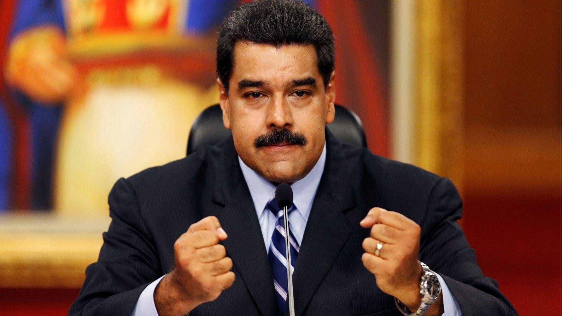 La descarga de Maduro a Olivares: