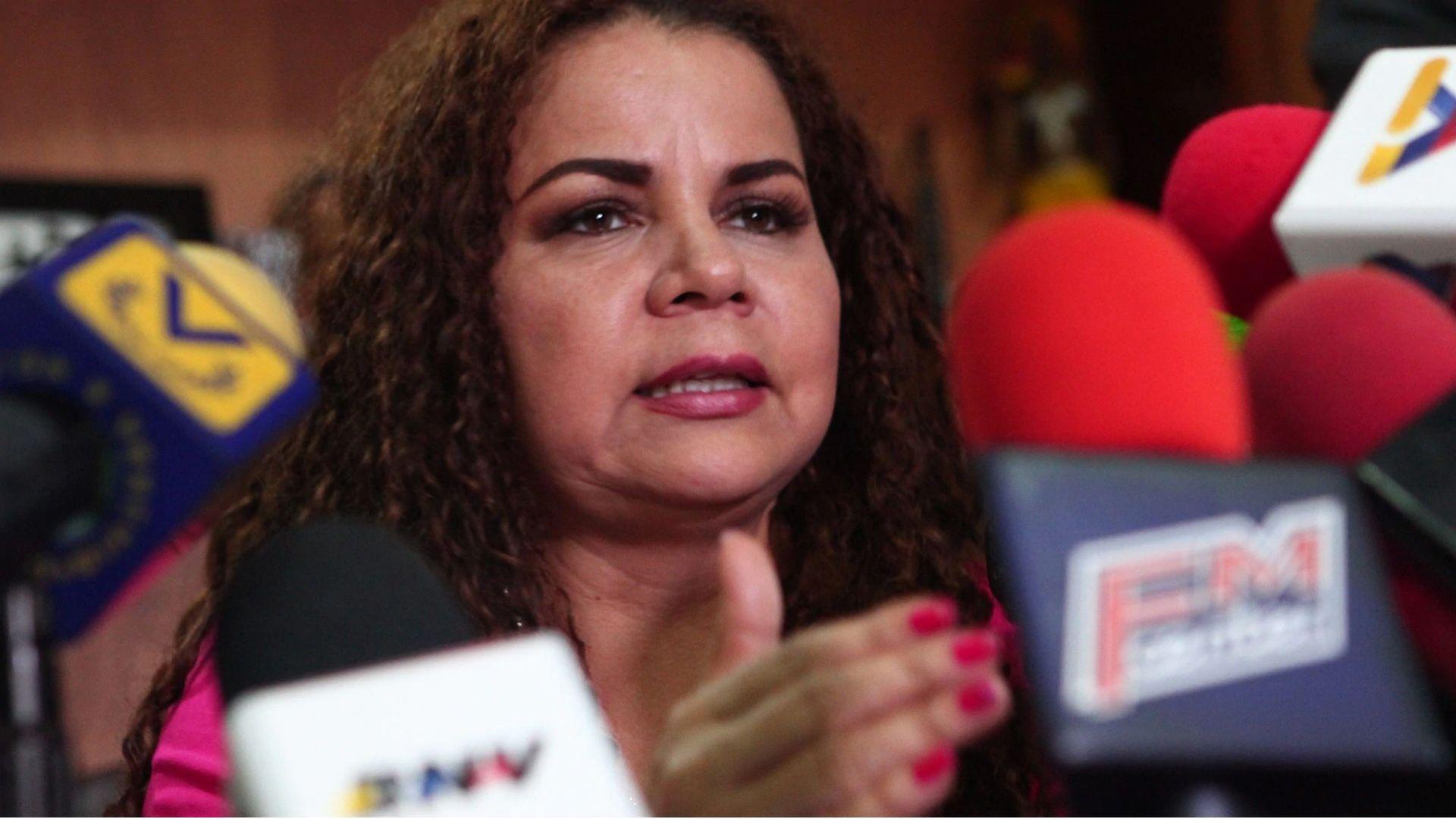 Iris Varela: Milicianos derrotaron incursiones sin usar un arma