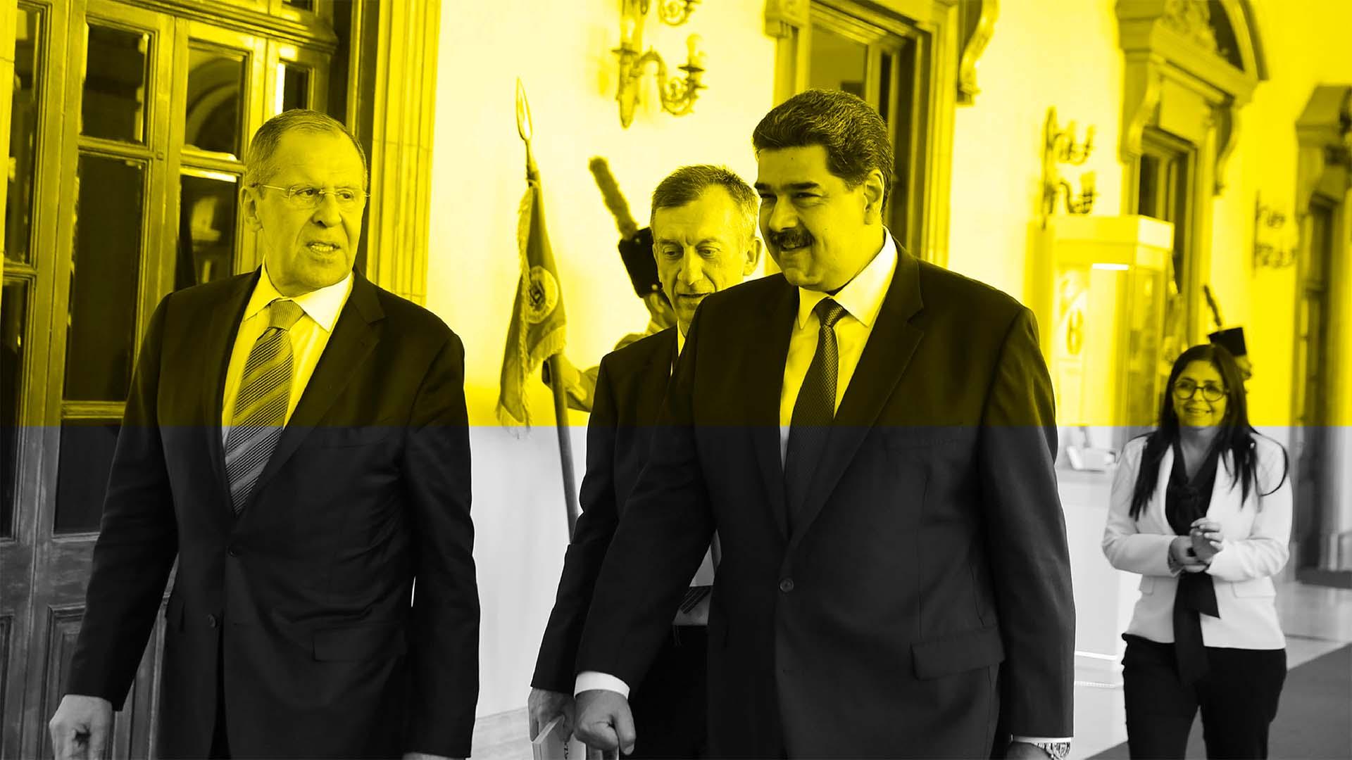 Informe Otálvora, ee.uu. unifica sanciones militares a Maduro, China y Ruisa