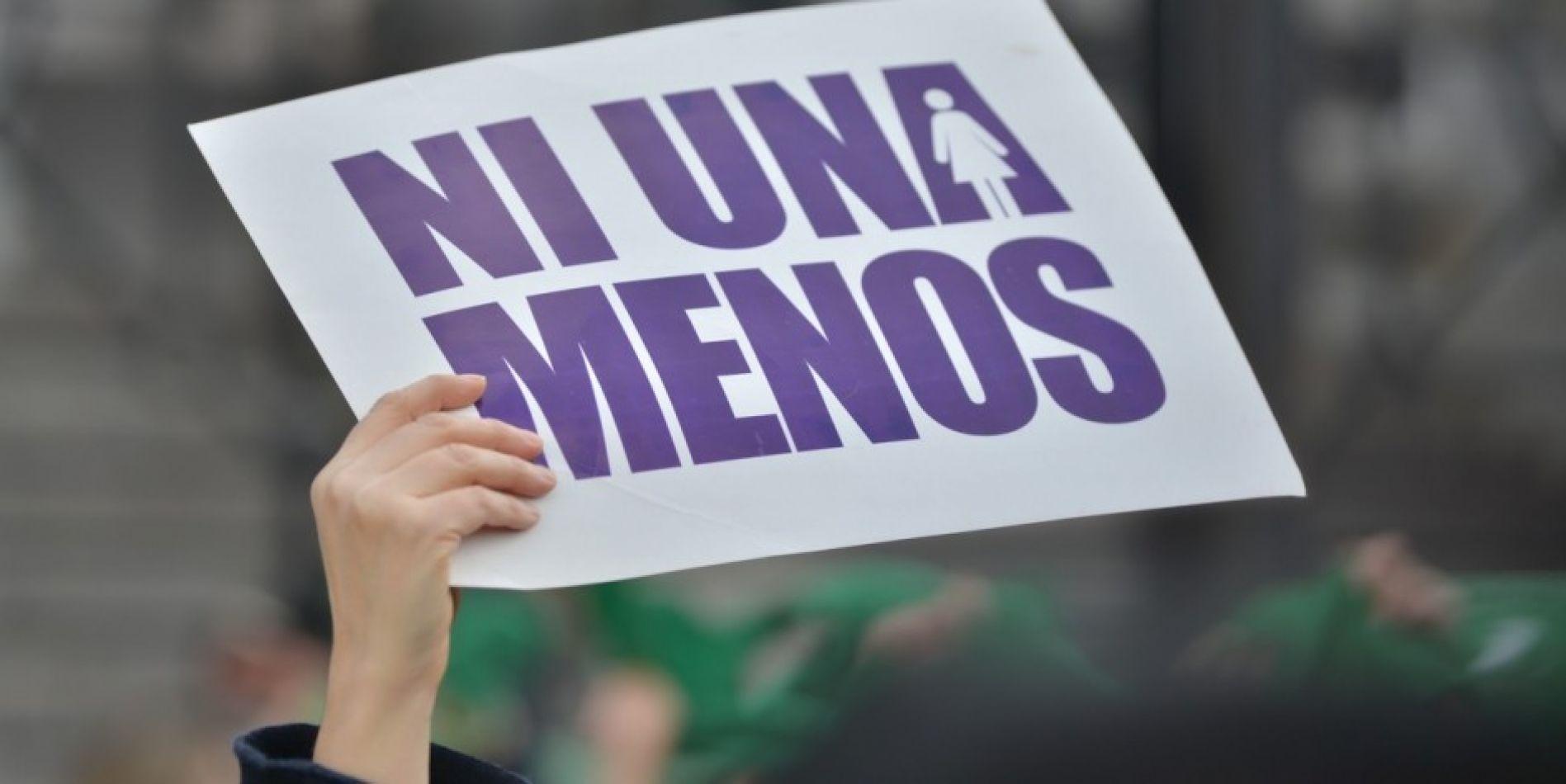 Doble pandemia: confinamiento y femicidios en el primer mes de cuarentena