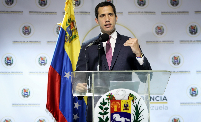 Guaidó: Para liberar a Venezuela no necesitamos mercenarios extranjeros