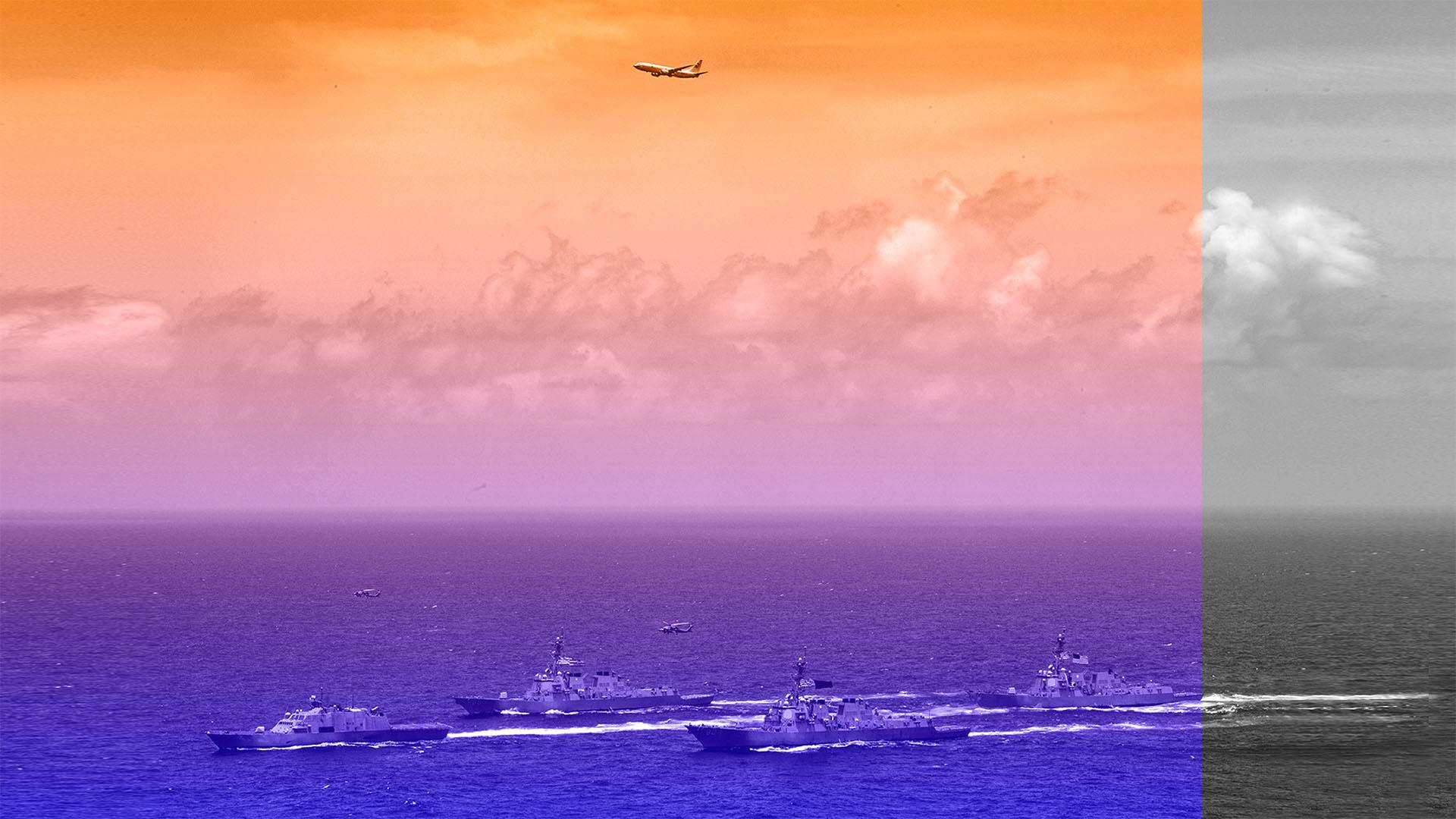 Informe Otálvora: EE. UU. multiplica presencia militar en el Caribe, por Edgar C. Otálvora