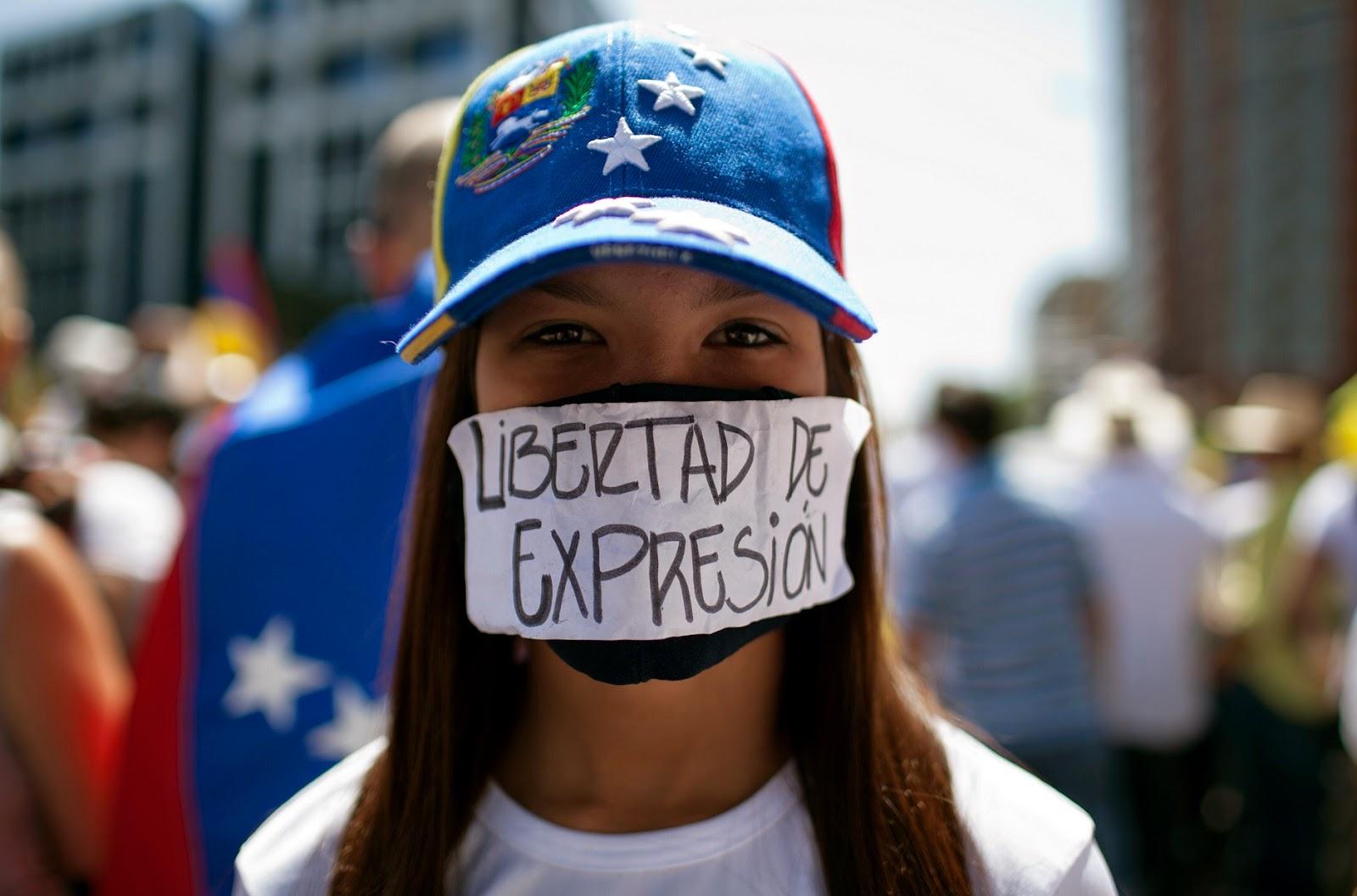 Periodismo y libertad de expresión en cuarentena